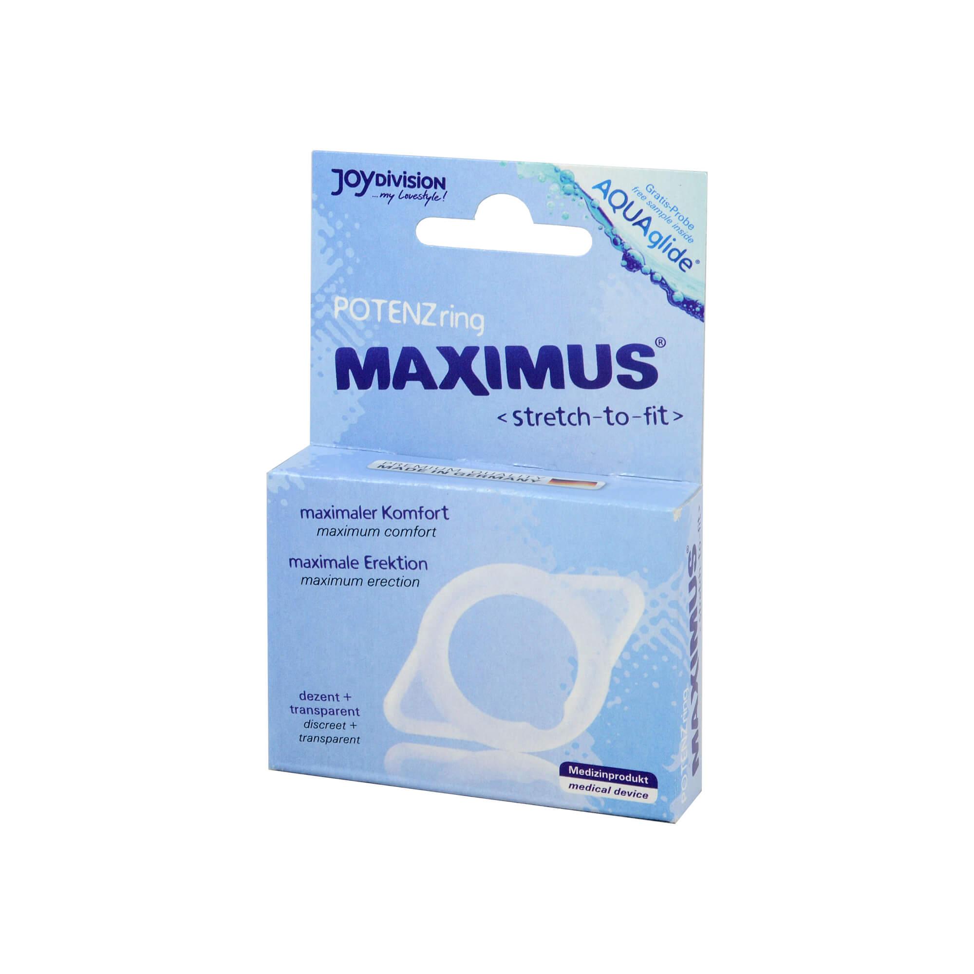 Maximus der Potenzring S
