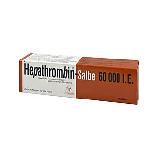 HEPATHROMBIN Salbe 60000