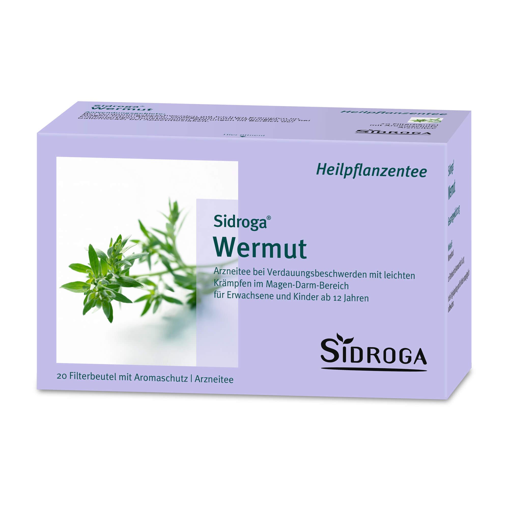 Sidroga Wermut Tee
