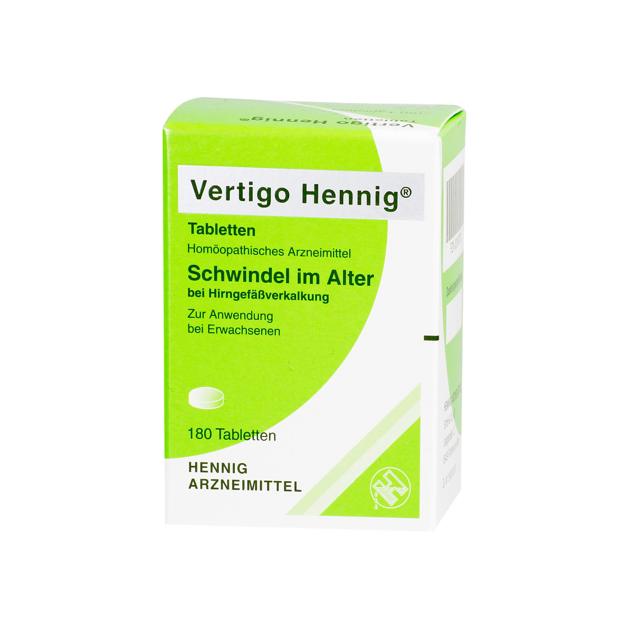 Vertigo Hennig