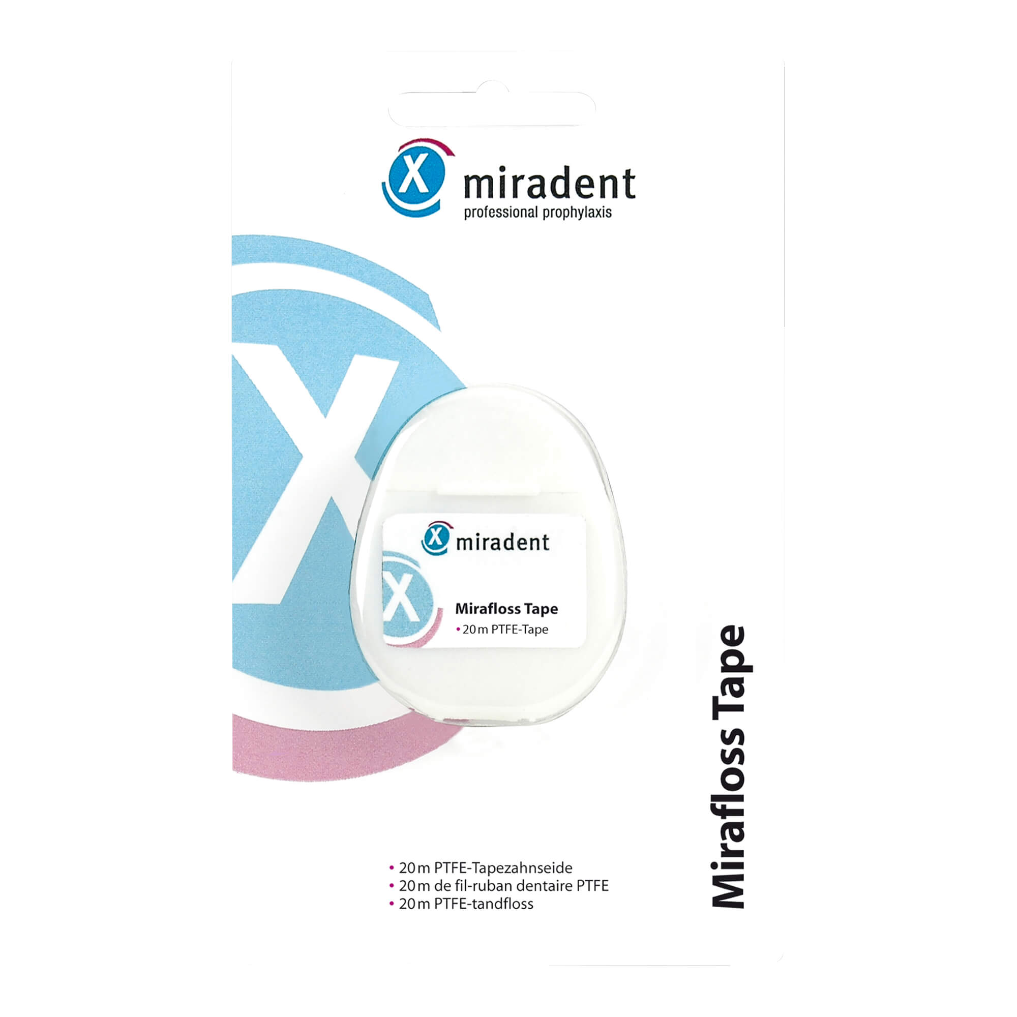 Miradent Mirafloss Tape
