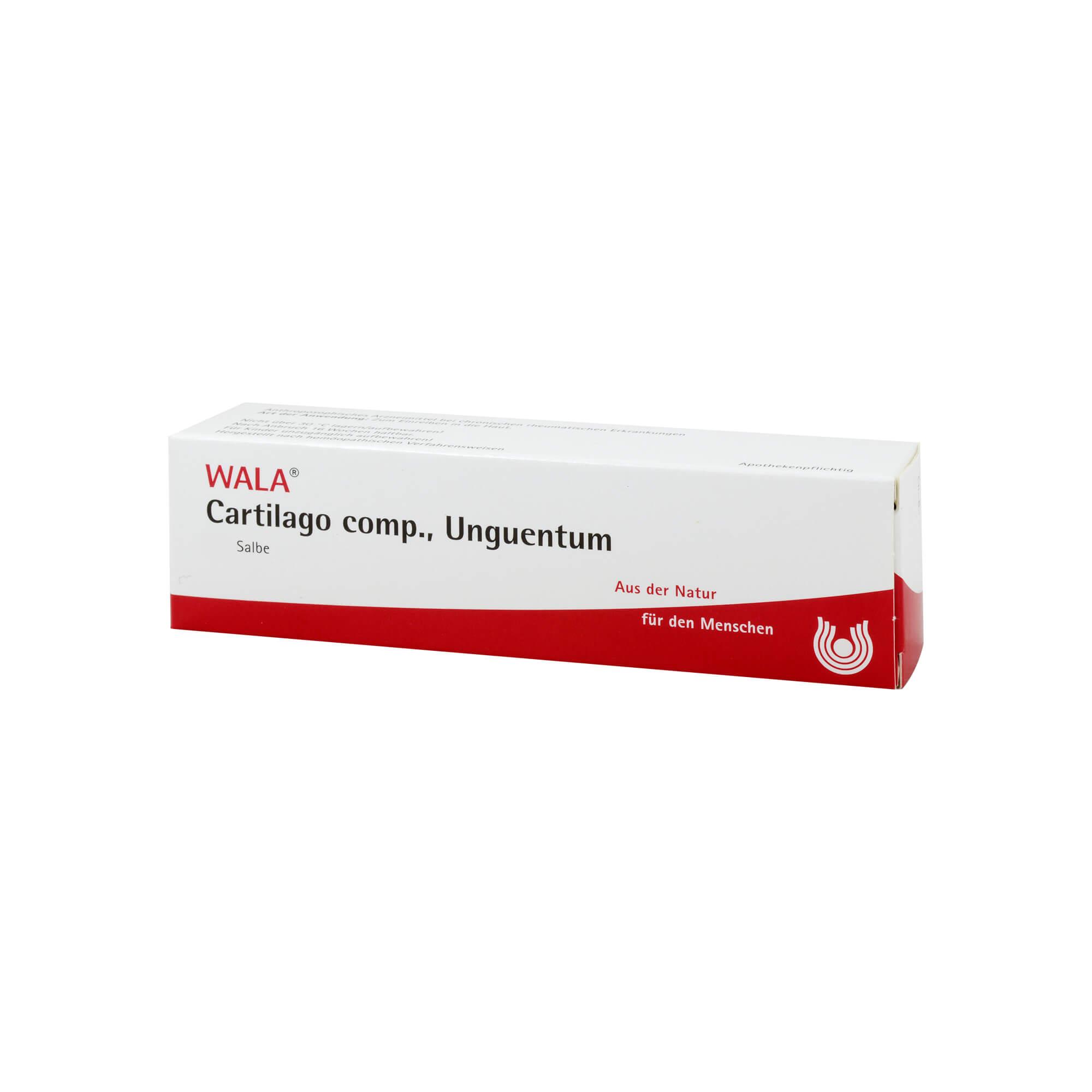Cartilago Comp.Salbe