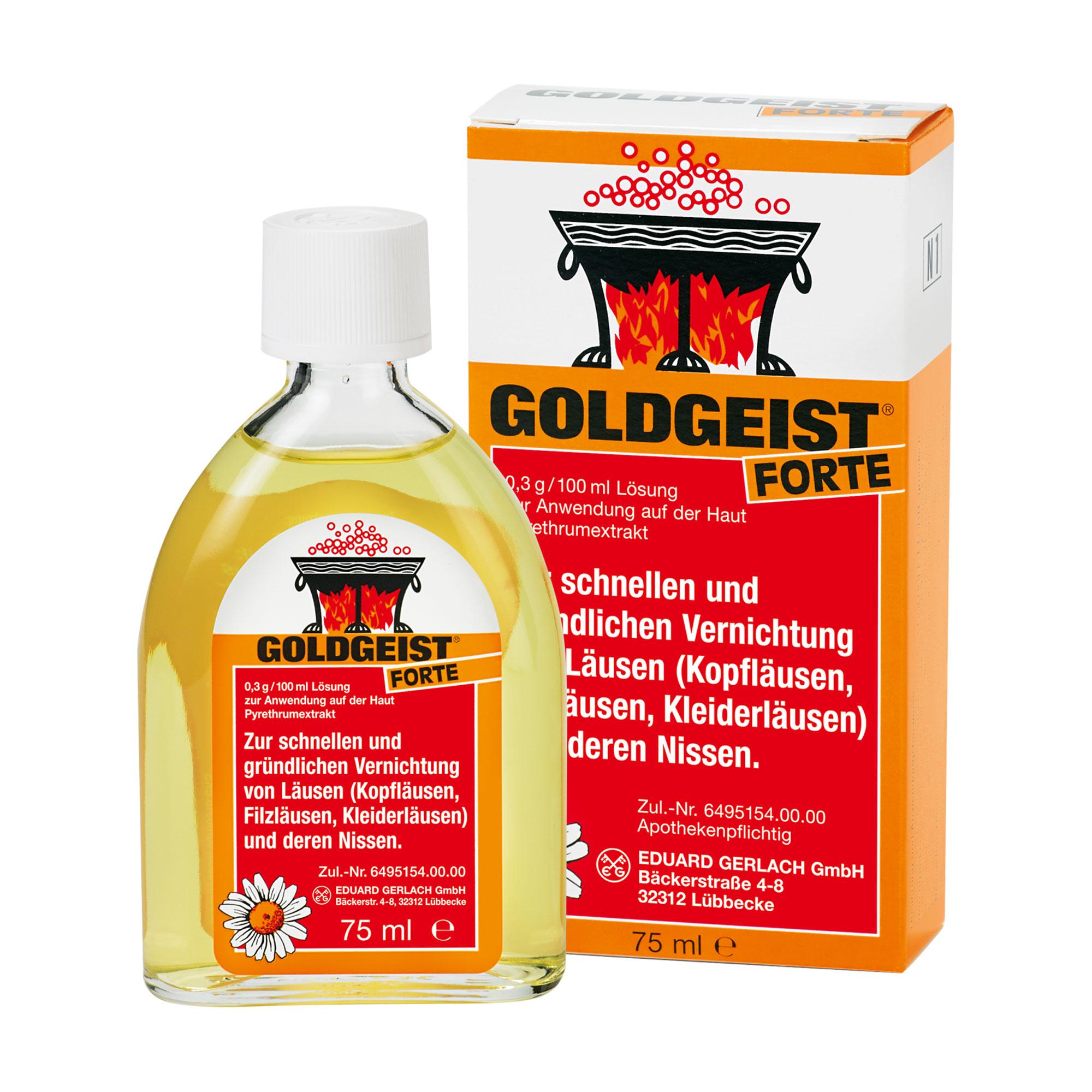 Goldgeist Forte Flüssig