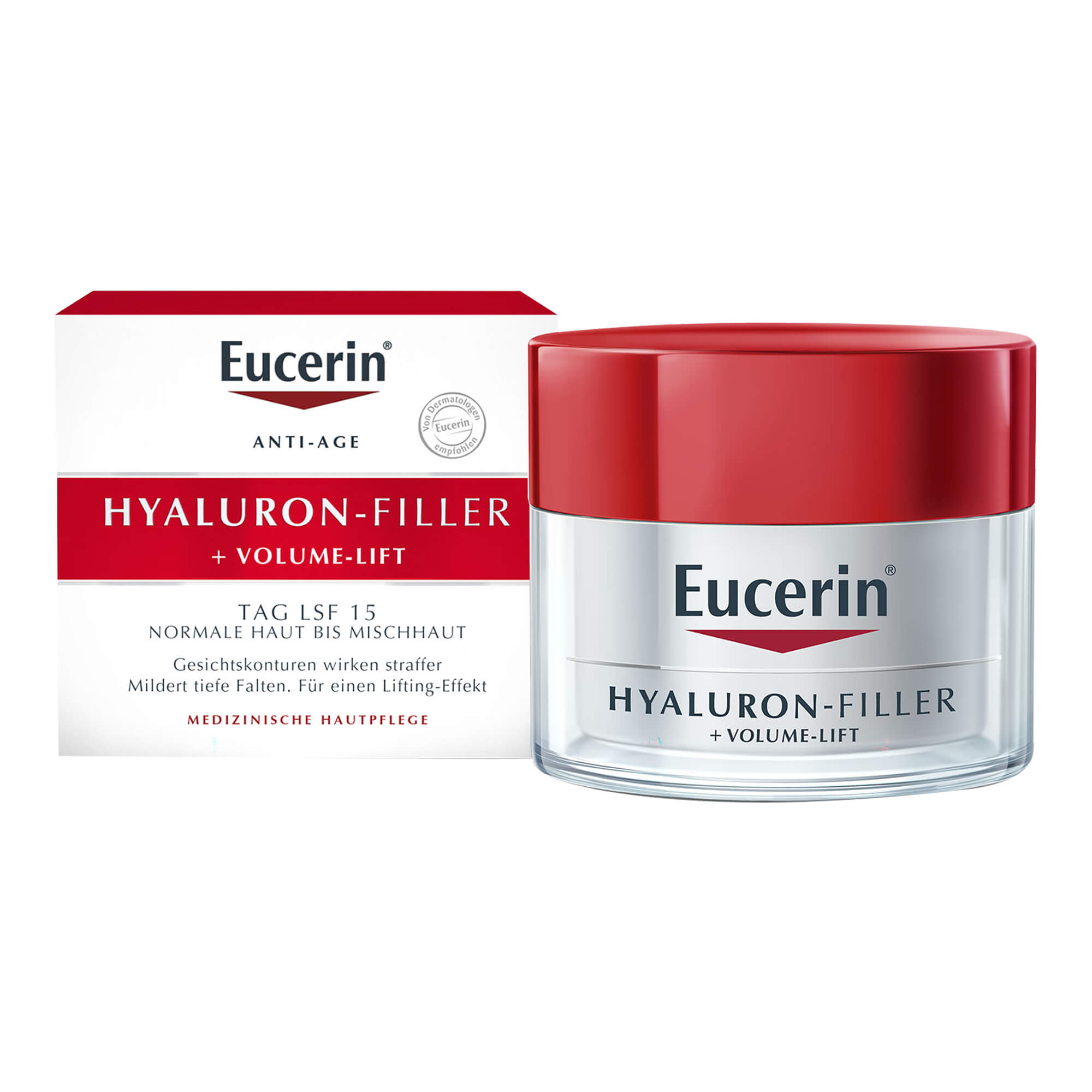 Eucerin Anti-Age Volume-Filler Tagescreme Normale/Mischhaut