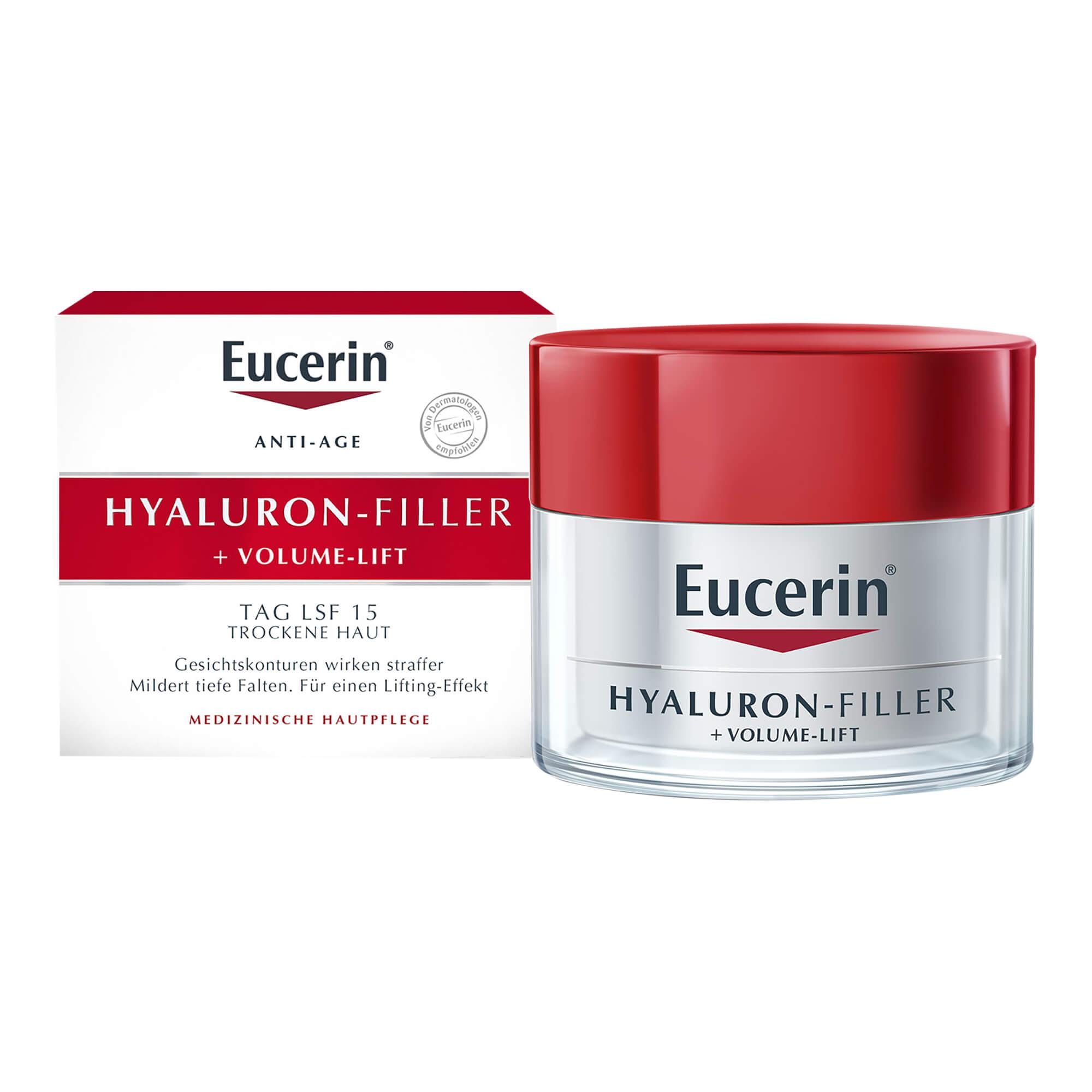 Eucerin Anti-Age Volume-Filler Tagescreme Trockene Haut