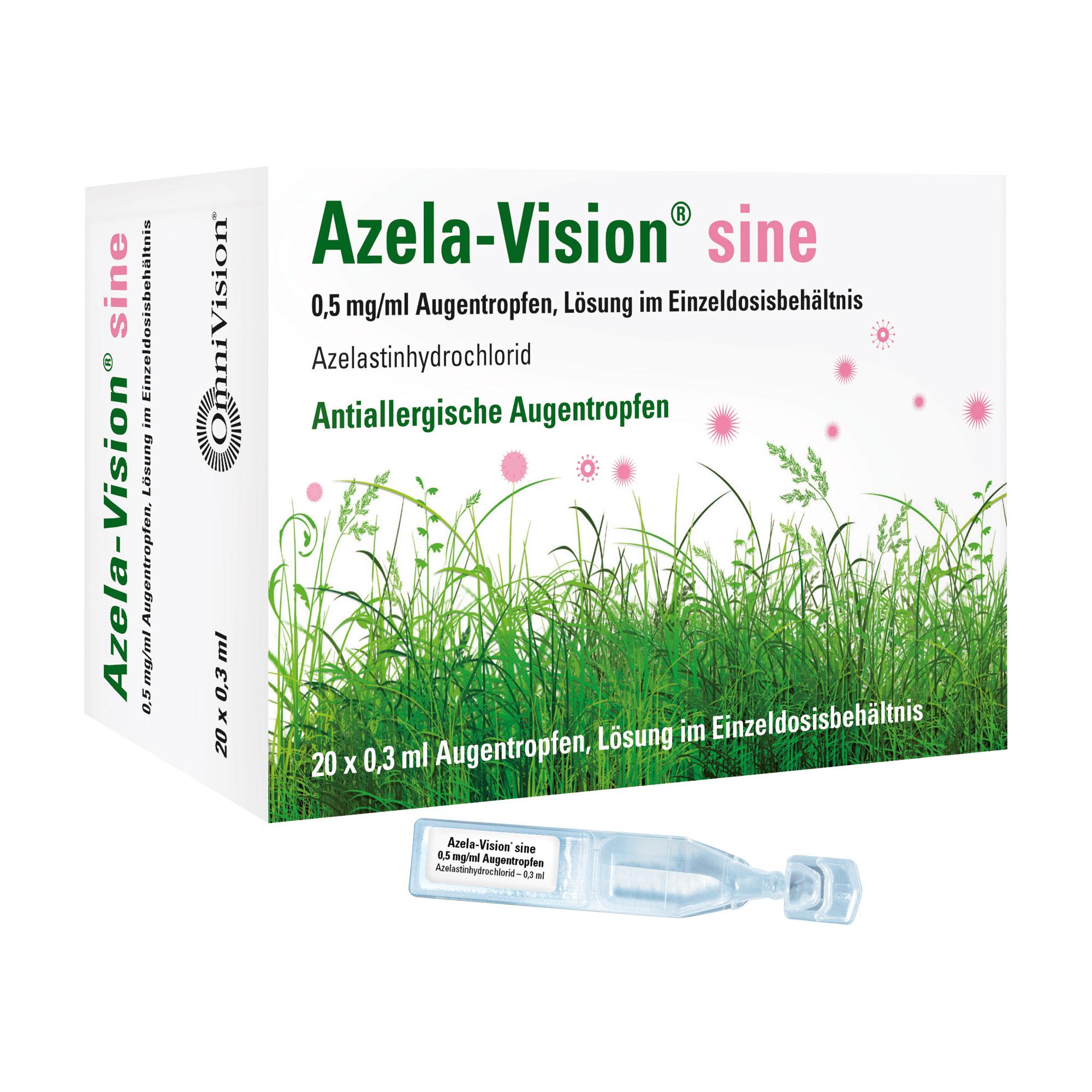 Azela Vision Augentropfen