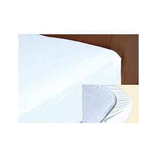 Matratzenschutzbezug Molton mit Folie 90x200 cm