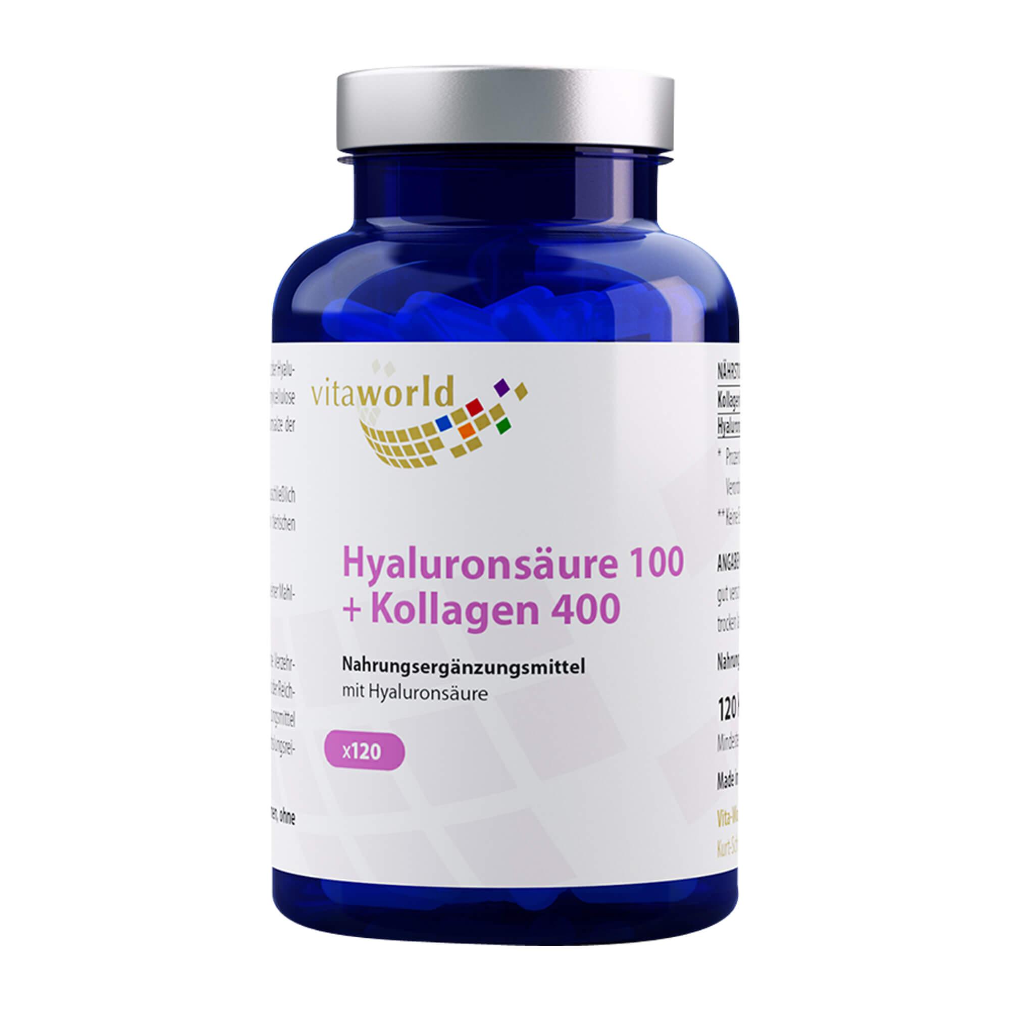 HYALURONSAEURE 100+KOLL400