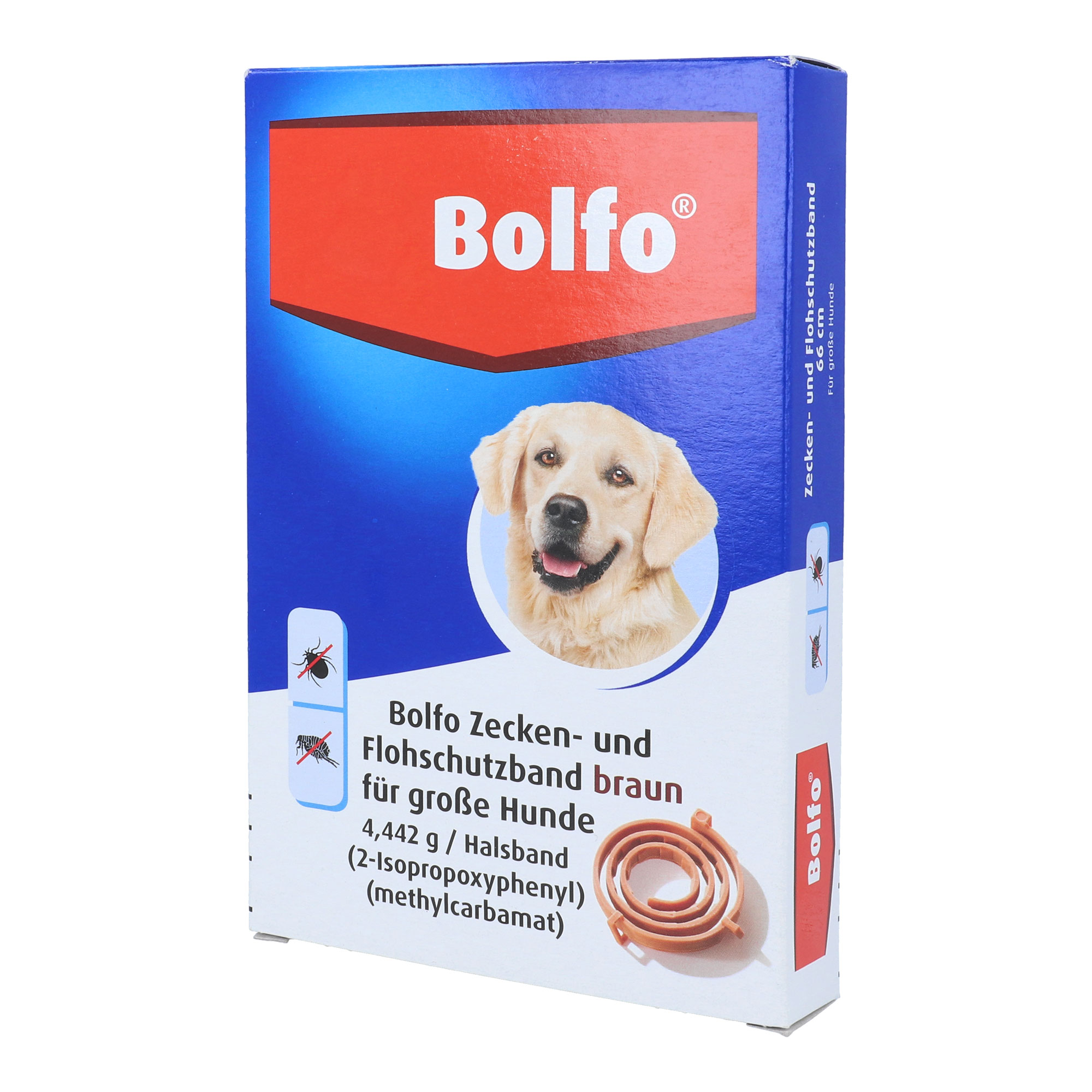 Bolfo Flohschutzband Hund