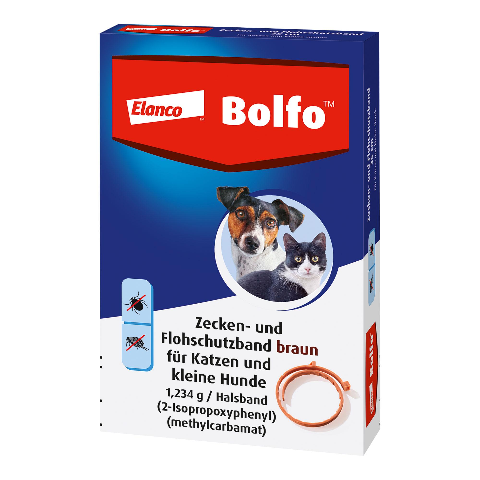 Bolfo Flohschutzband Katze