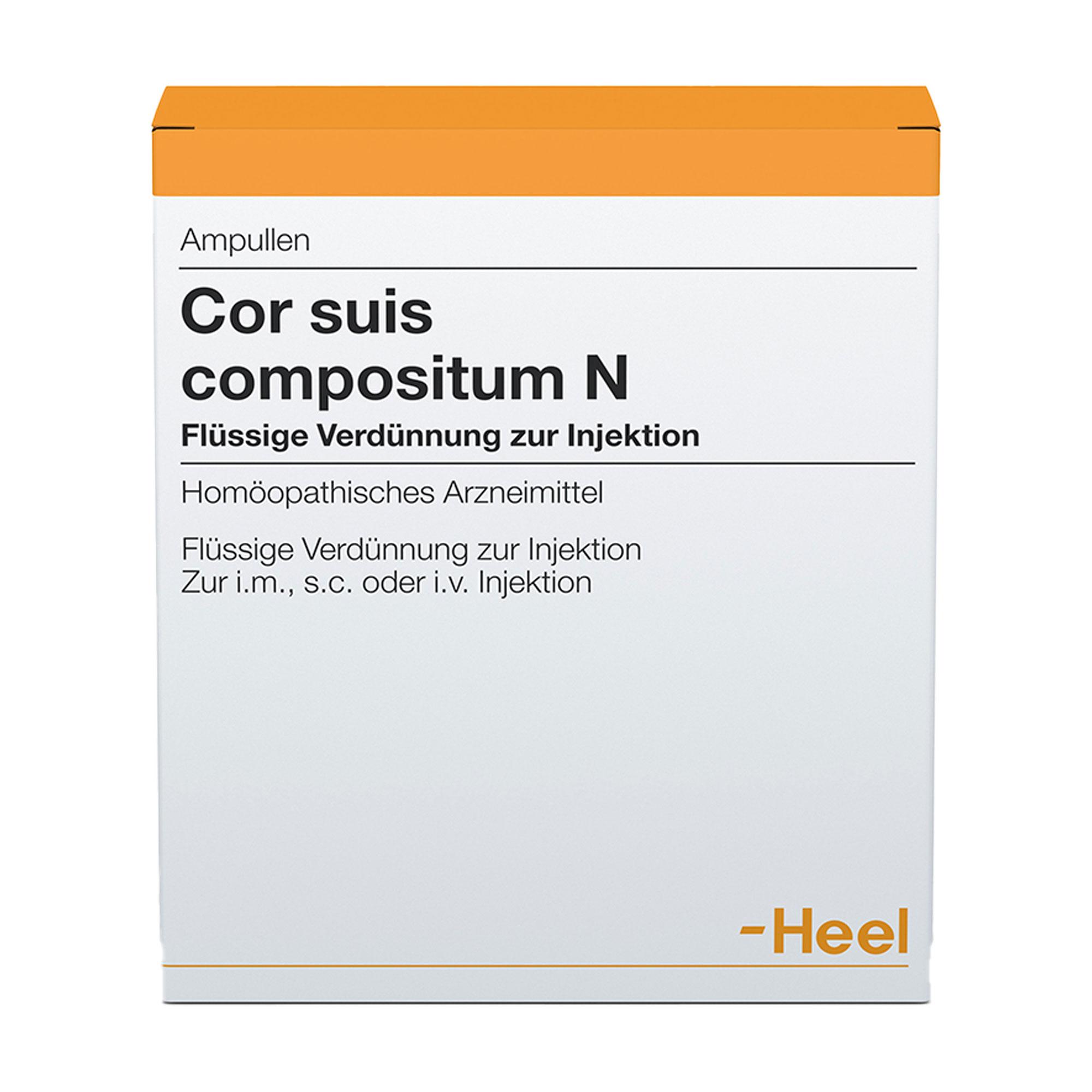 COR SUIS COMPOSITUM N