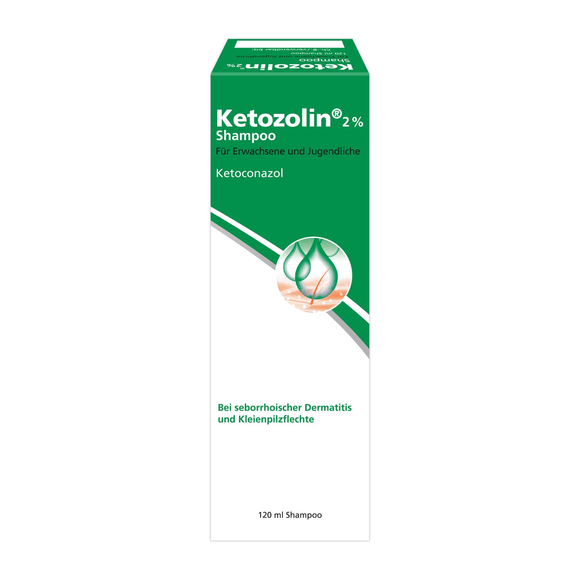 Ketozolin 2 %