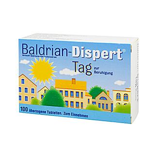 Baldrian-Dispert Tag