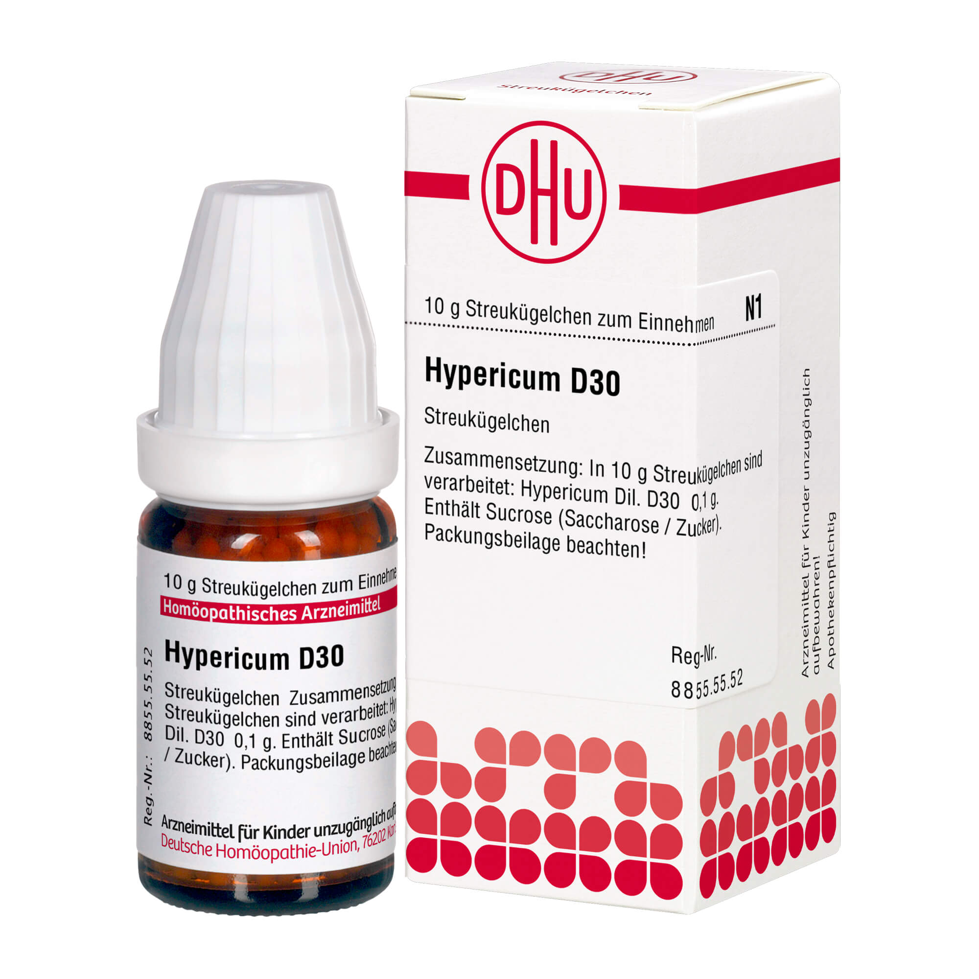 Hypericum D 30 Globuli