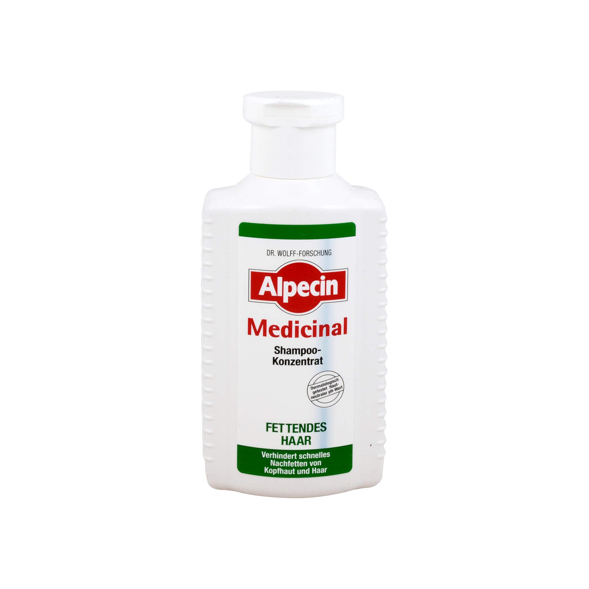 Alpecin MED. Shampoo Konzentrat fettendes Haar