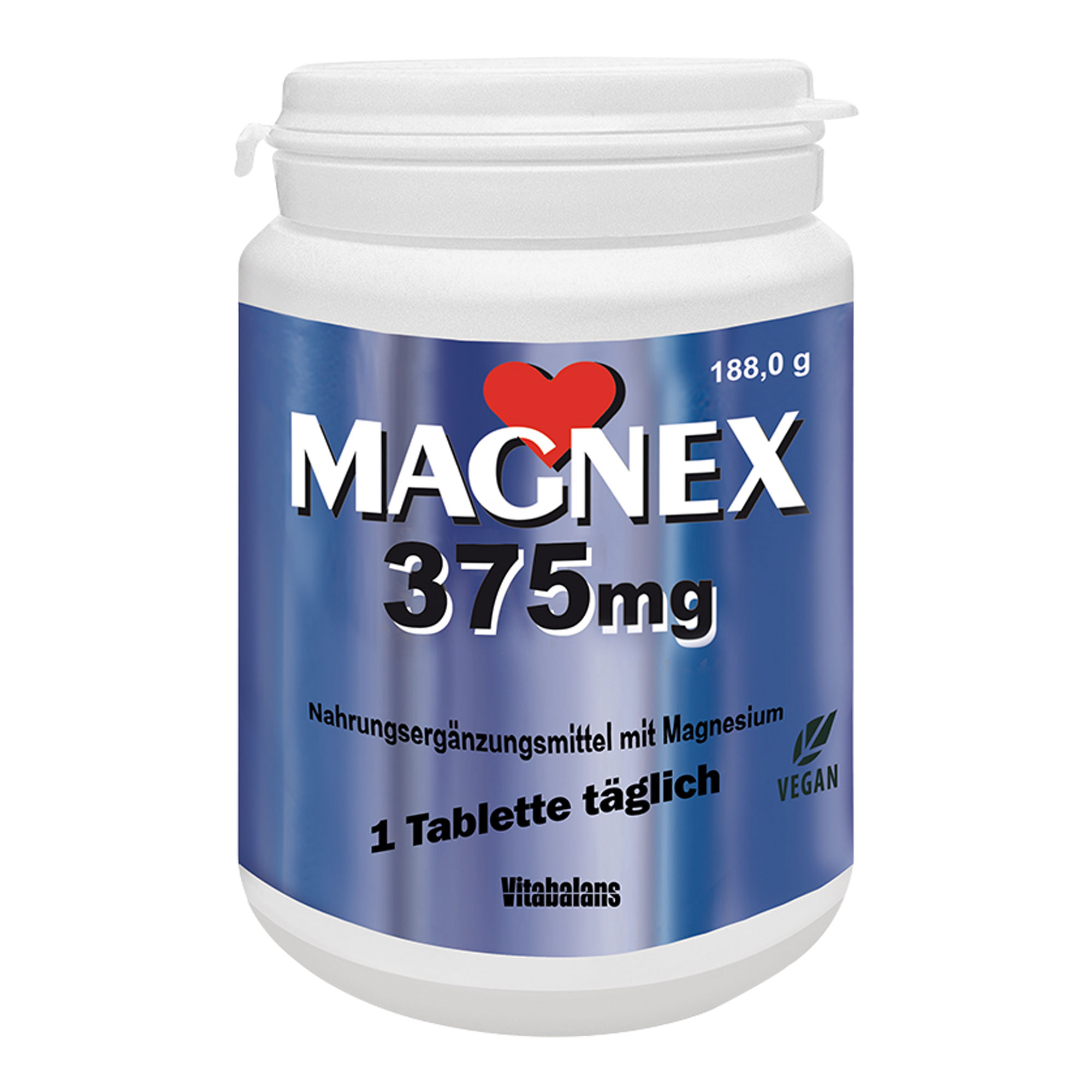 Magnex 375 mg Tabletten