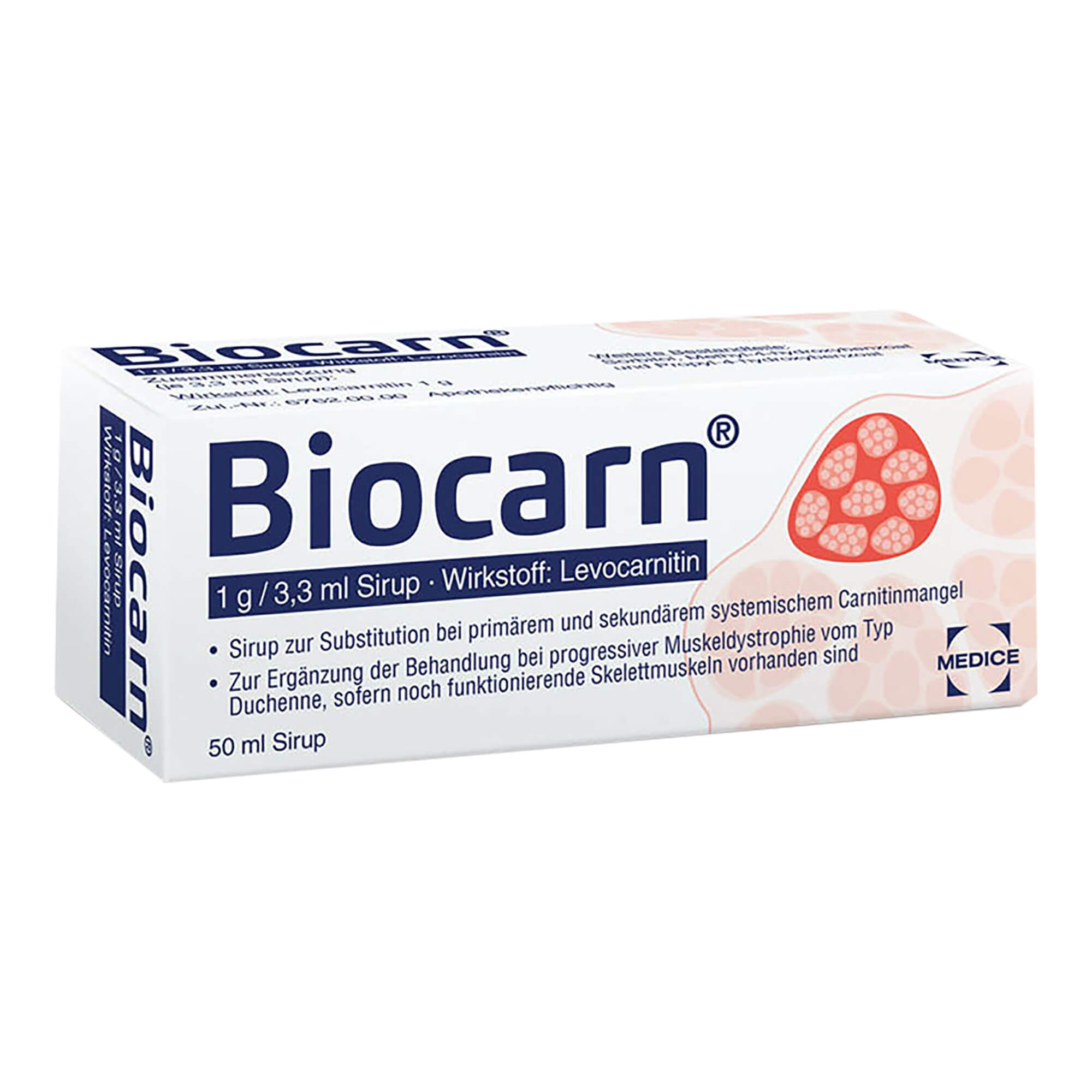 Biocarn Sirup 50 ml