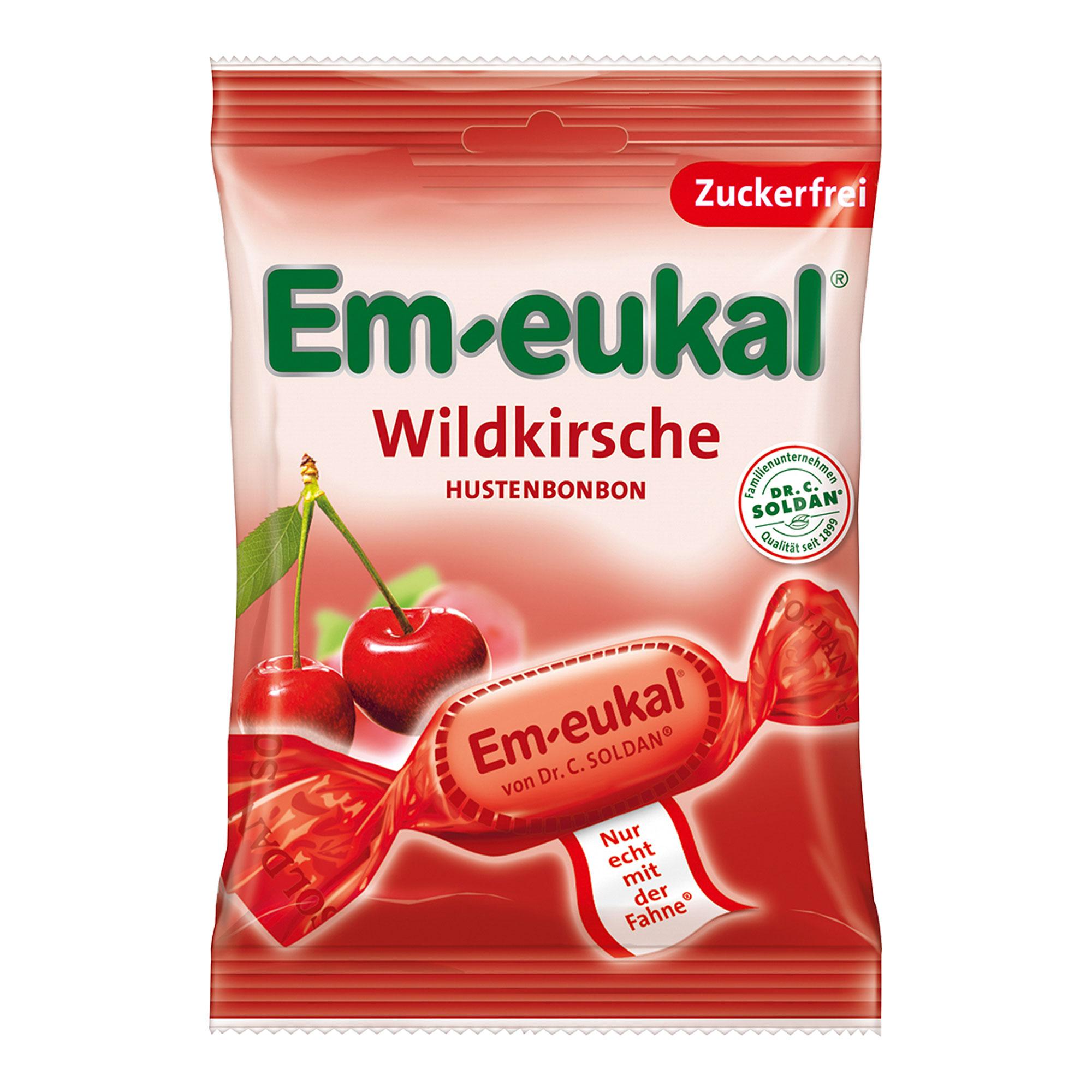 Em Eukal Wildkirsche zuckerfrei