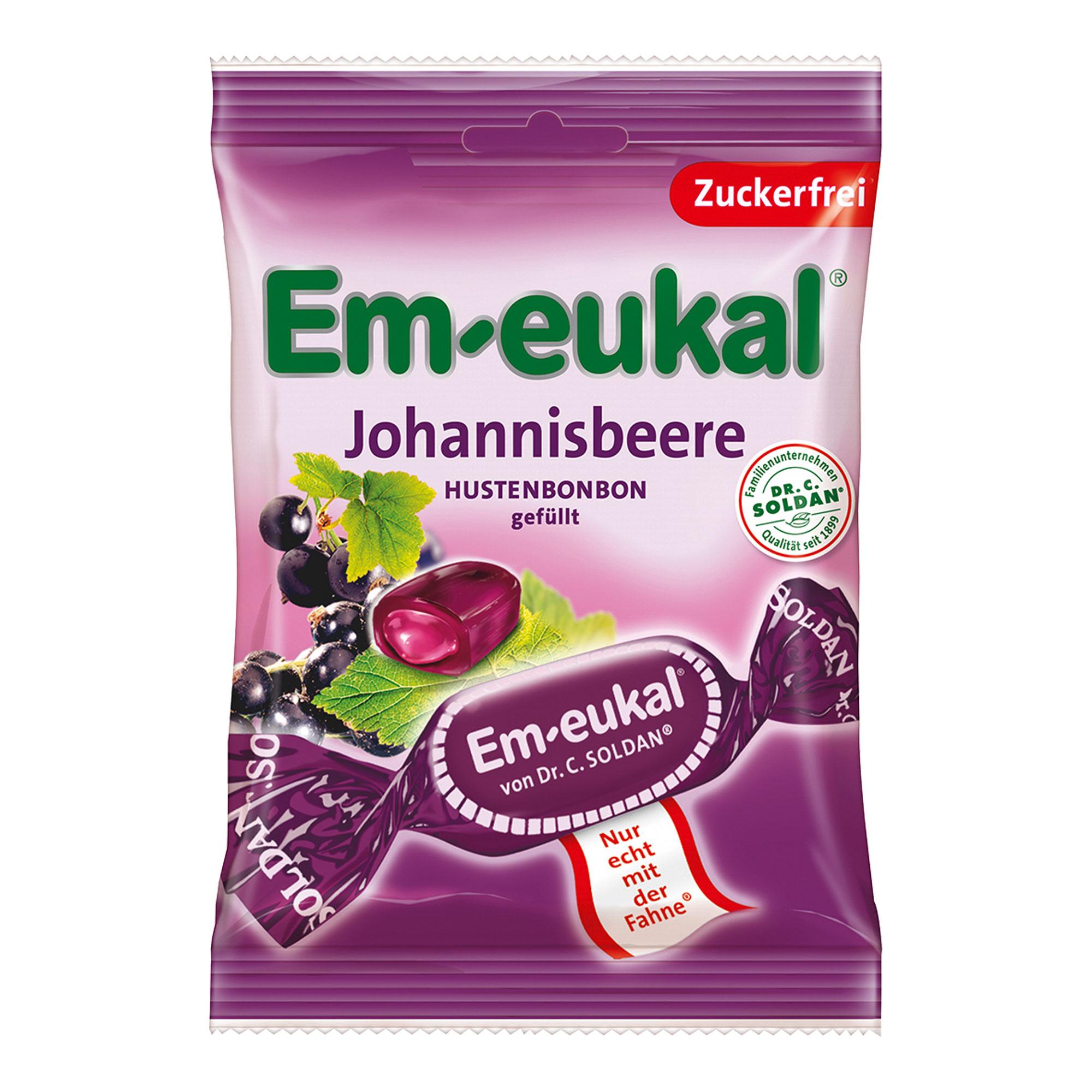 Em Eukal Johannisbeere zuckerfrei