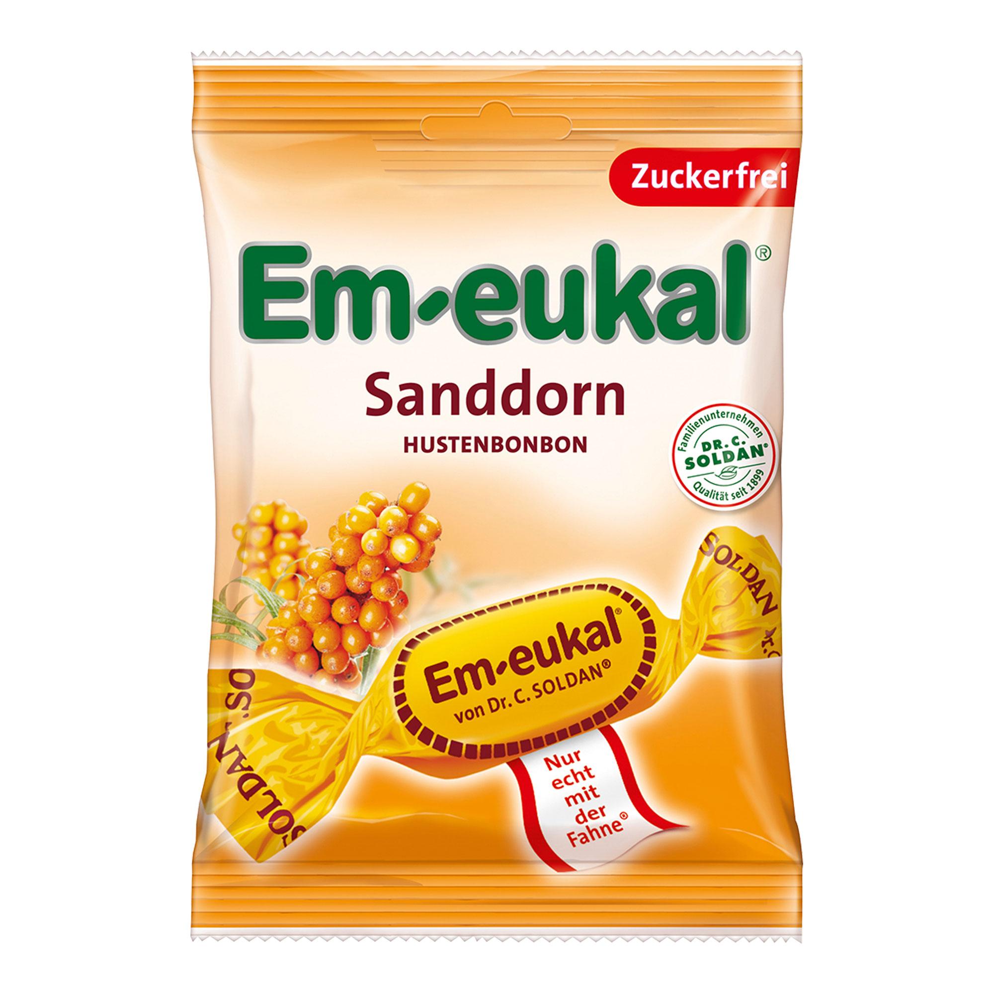 Em Eukal Sanddorn zuckerfrei