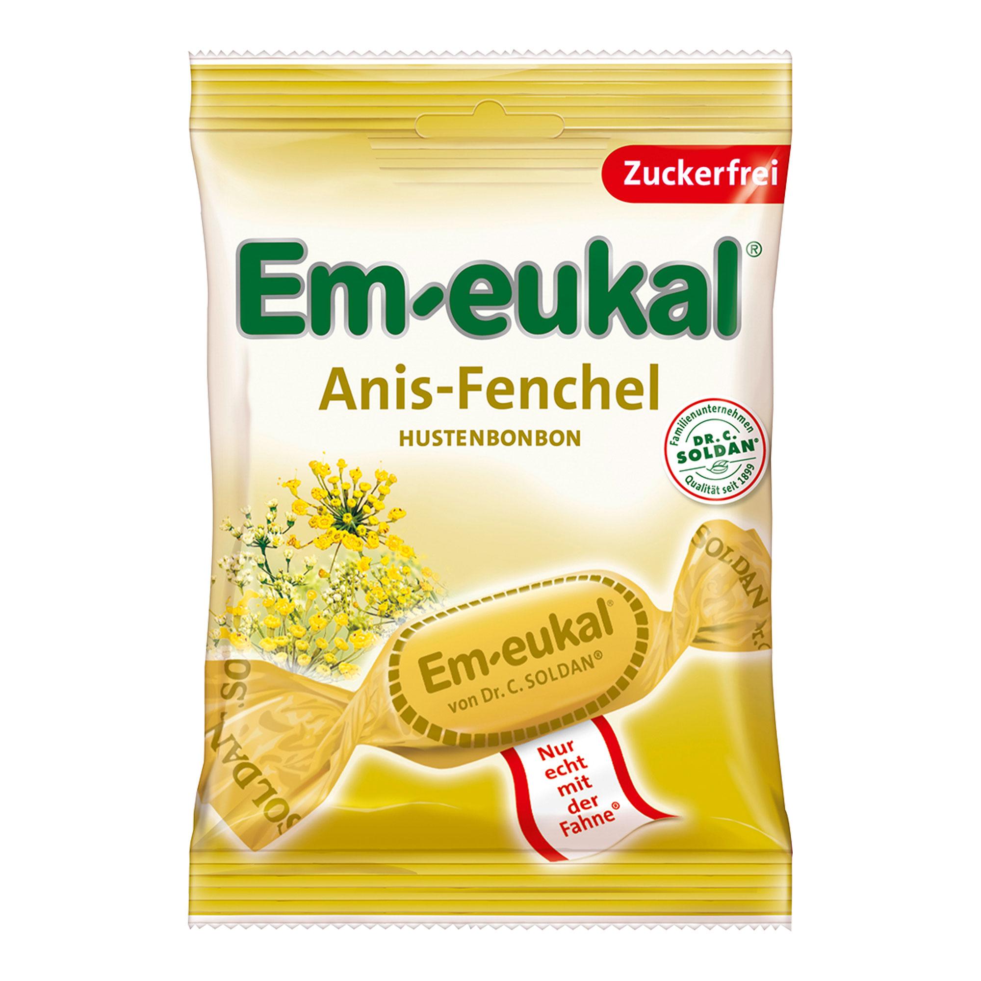 Em Eukal Anis Fenchel zuckerfrei