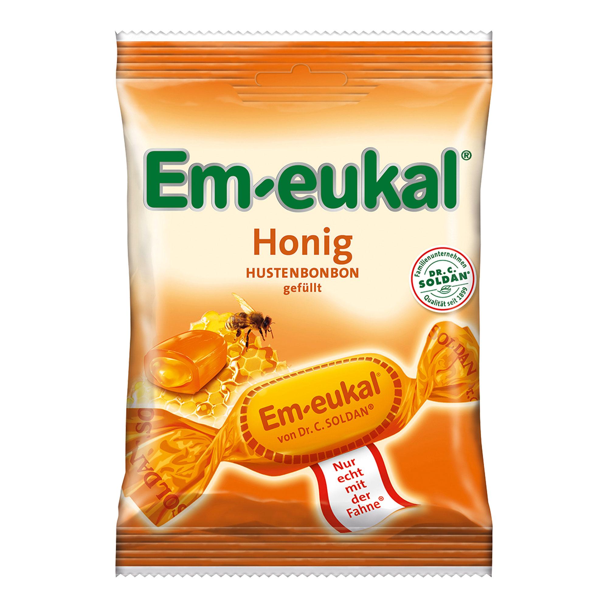 Em Eukal Honig zuckerhaltig