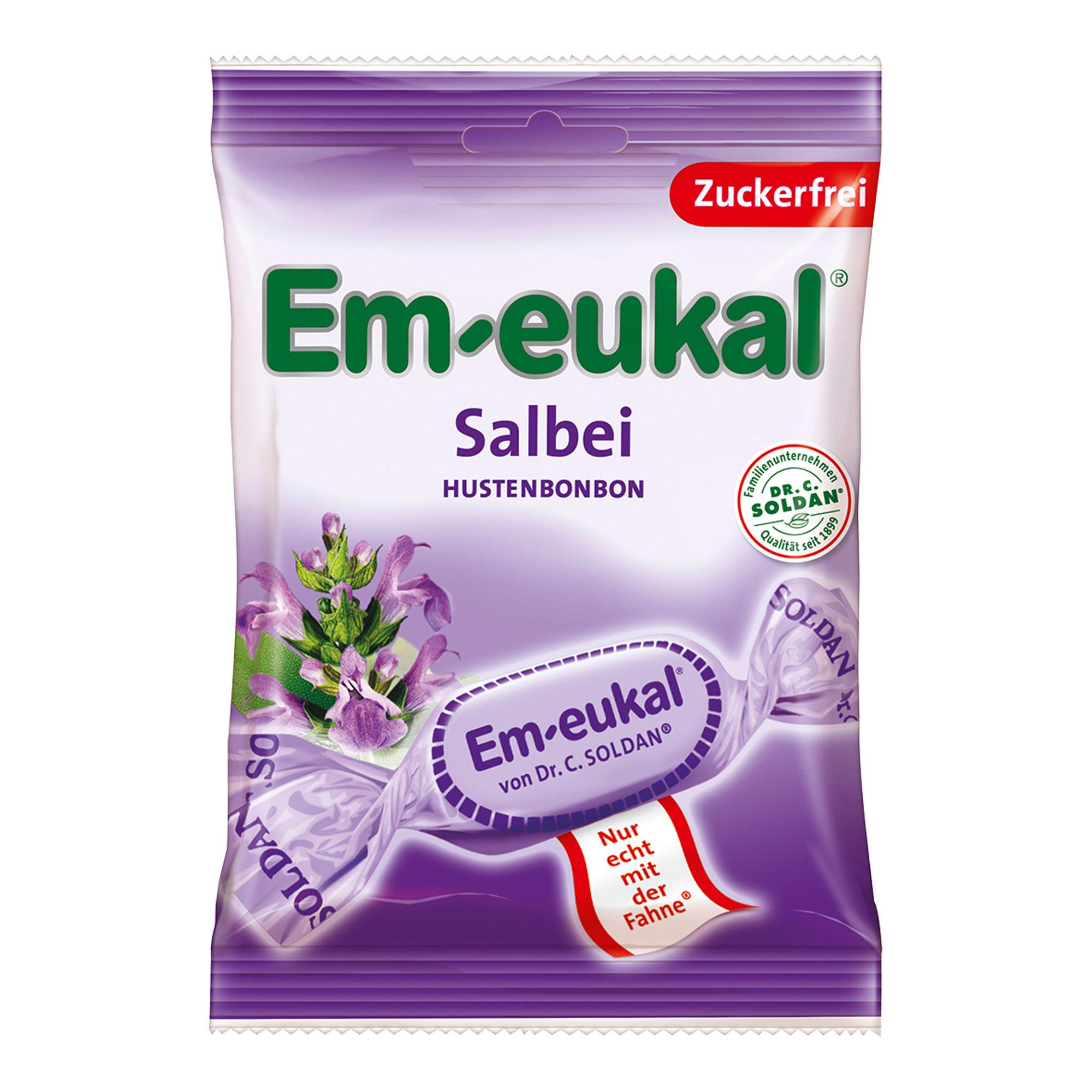 Em Eukal Salbei zuckerfrei