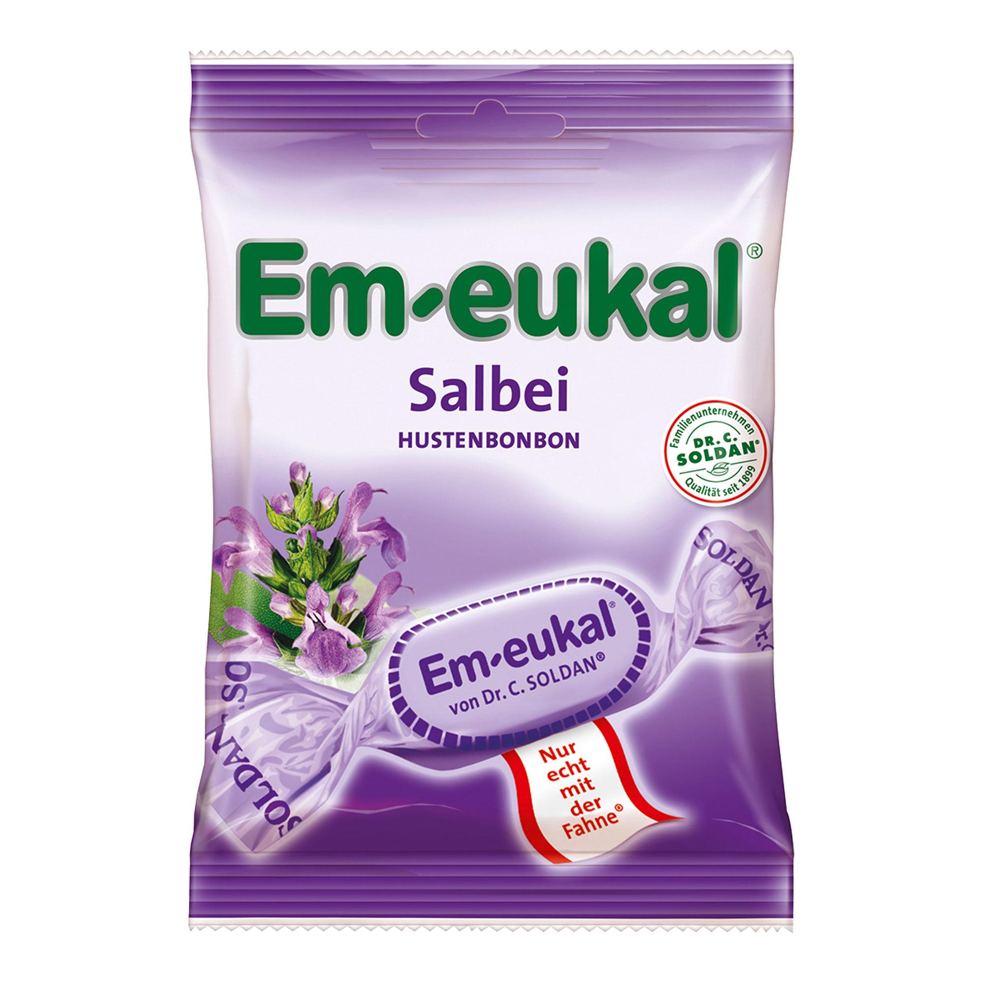 Em Eukal Salbei zuckerhaltig