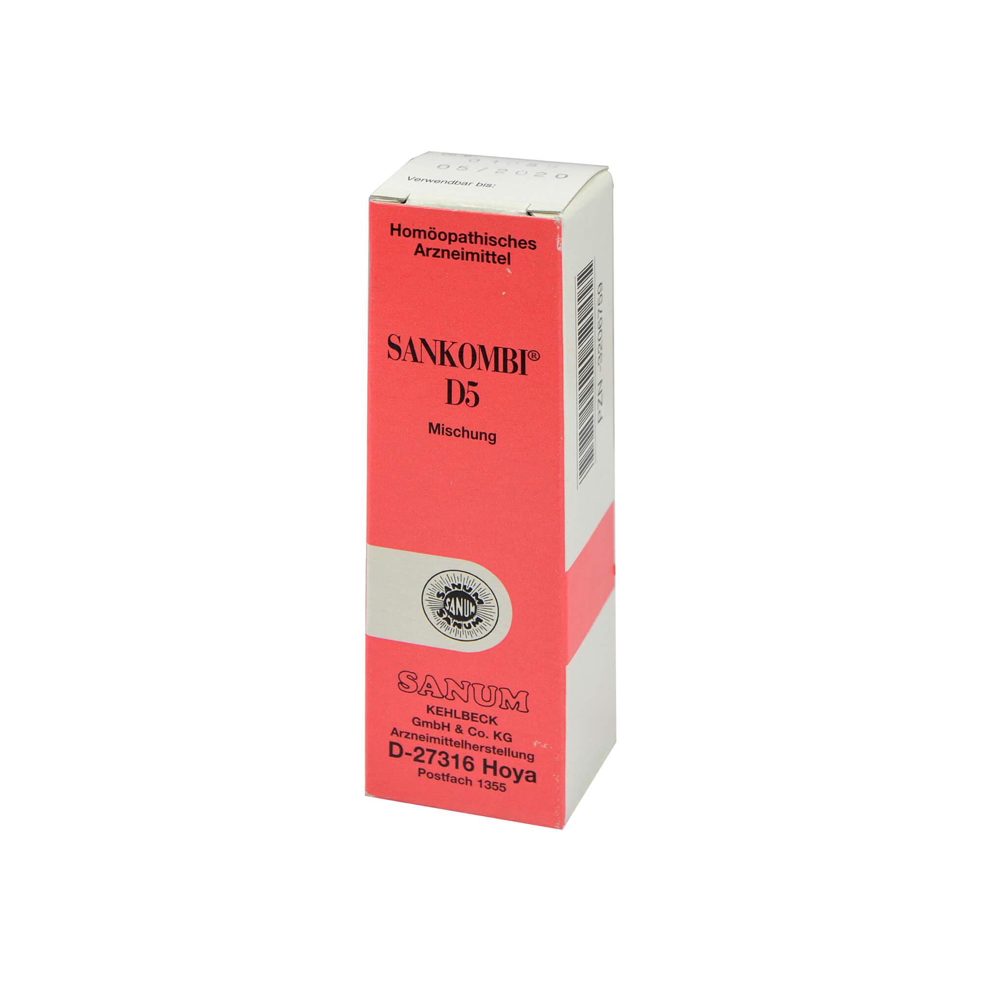 SANKOMBI D 5