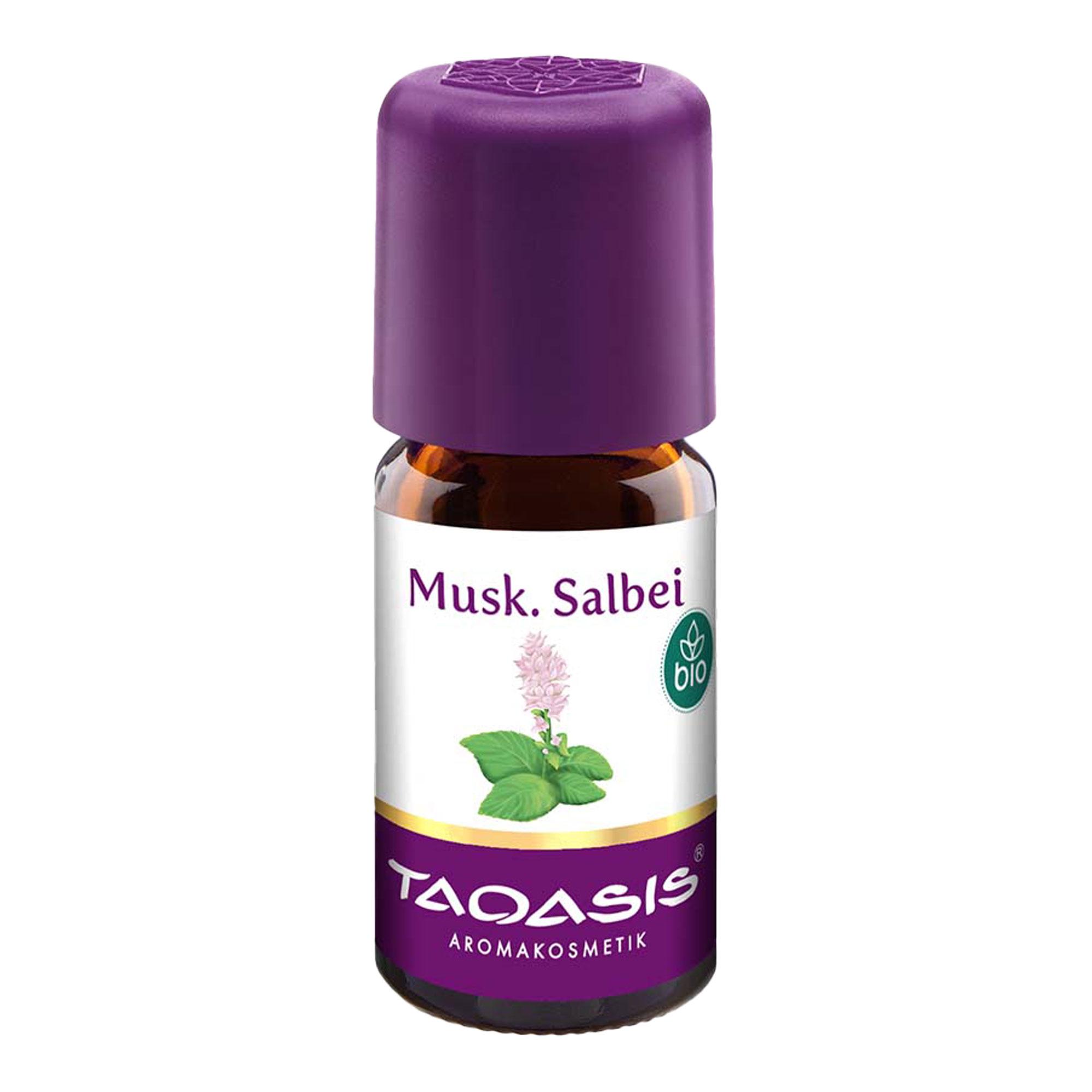 Muskatellersalbei Öl Bio