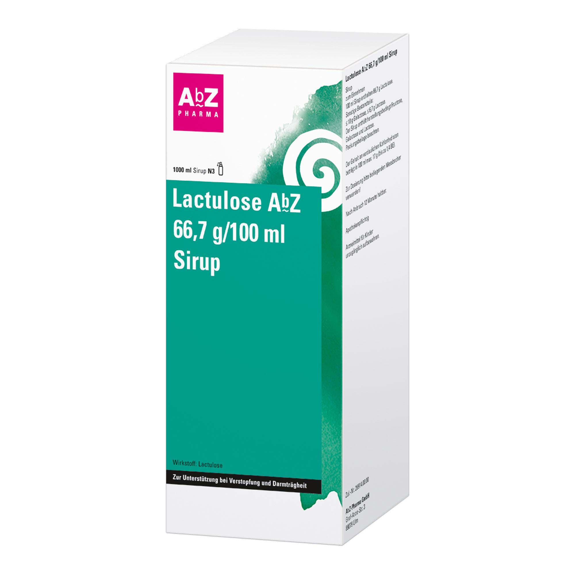 Lactulose AbZ