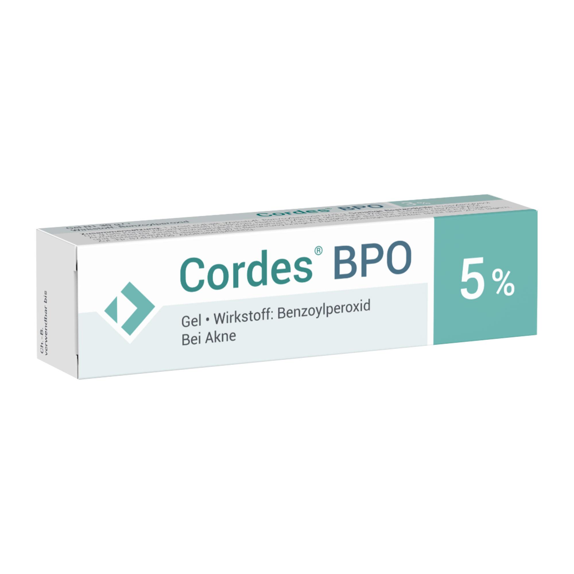 Cordes BPO 5 % Gel