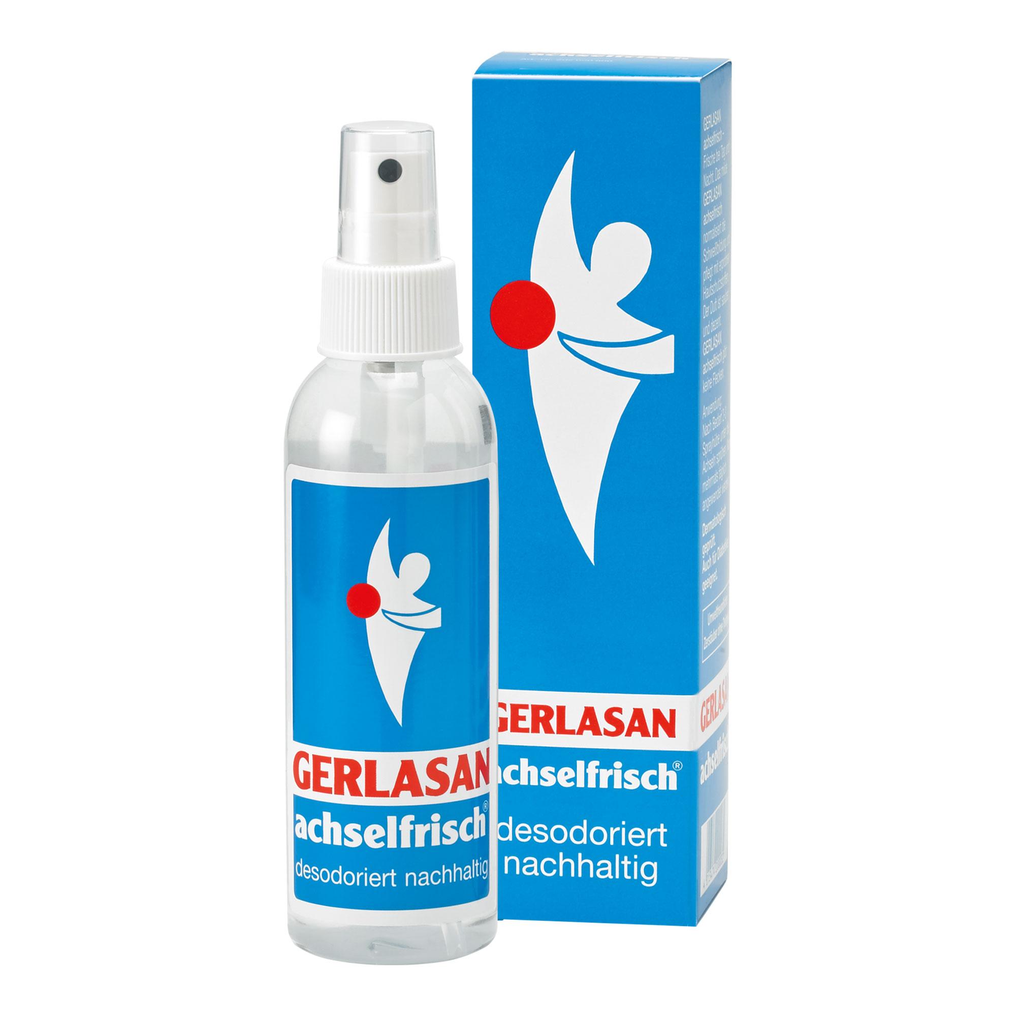Gerlasan Achselfrisch Pumpspray