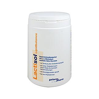 Lactisol Lipidbalance Pulver
