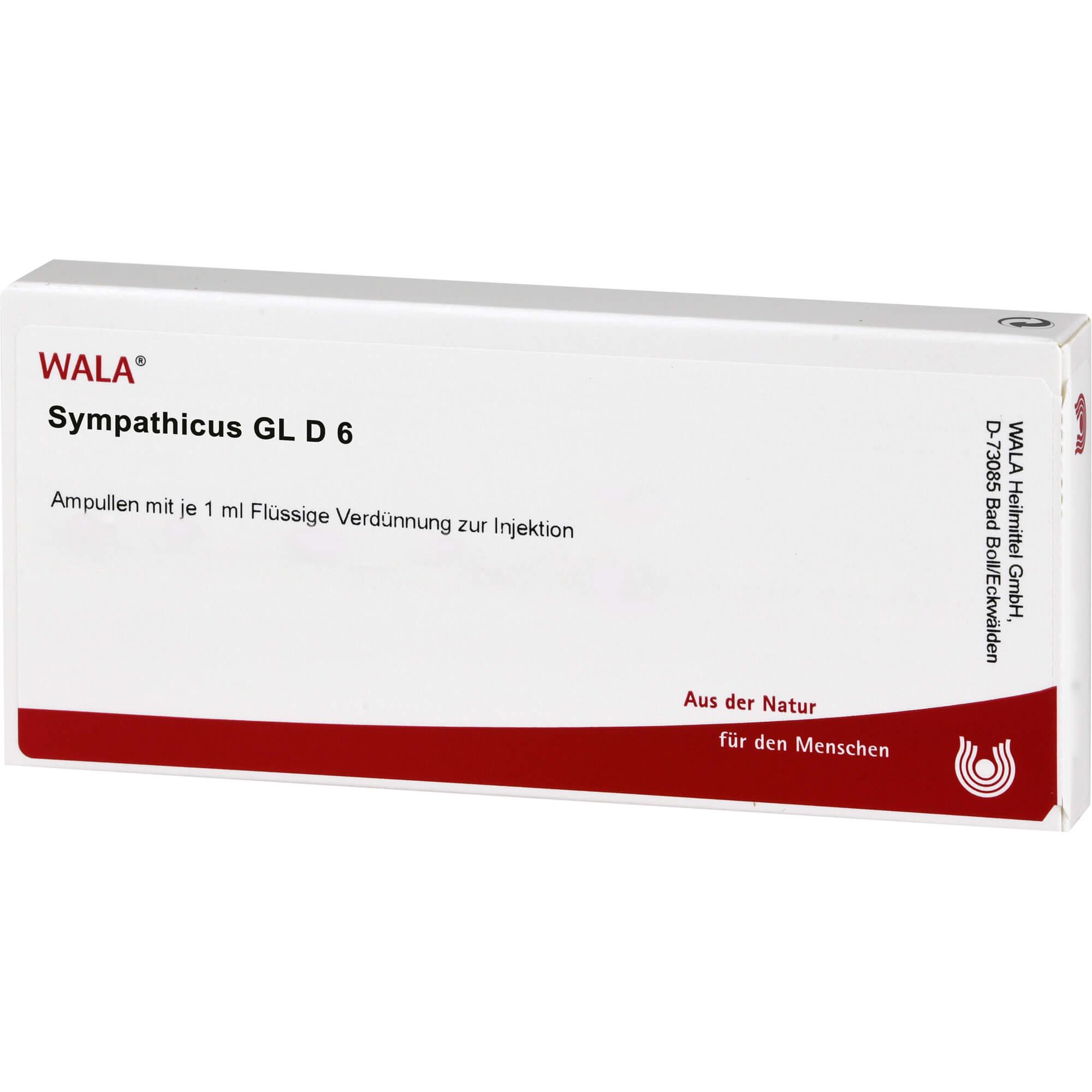 SYMPATHICUS GL D 6