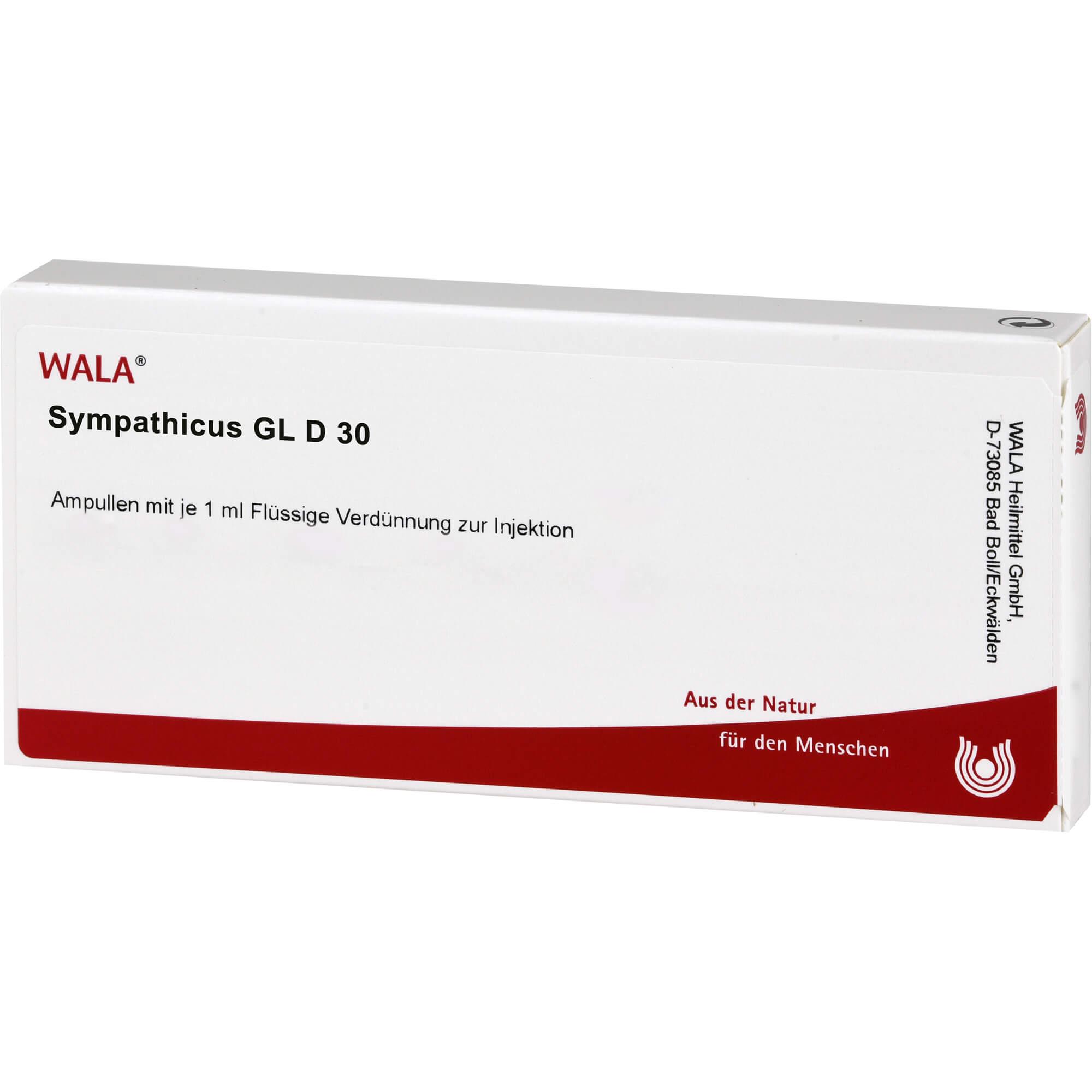SYMPATHICUS GL D30