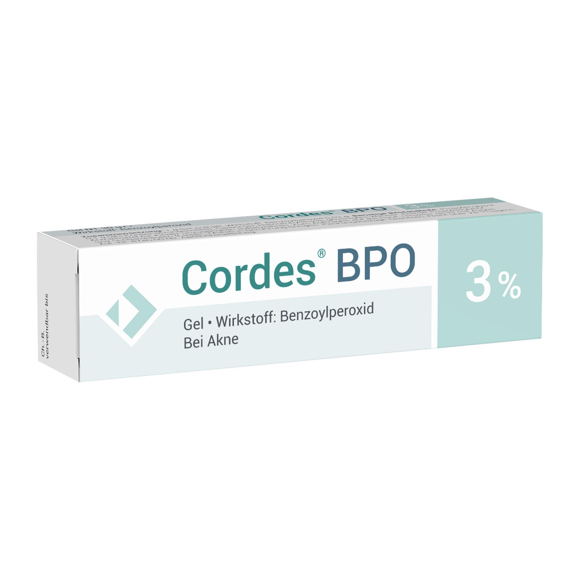 Cordes BPO 3% Gel