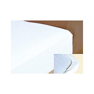 Matratzen Schutzbezug Folie 0,1 mm 90x190 cm Weiß