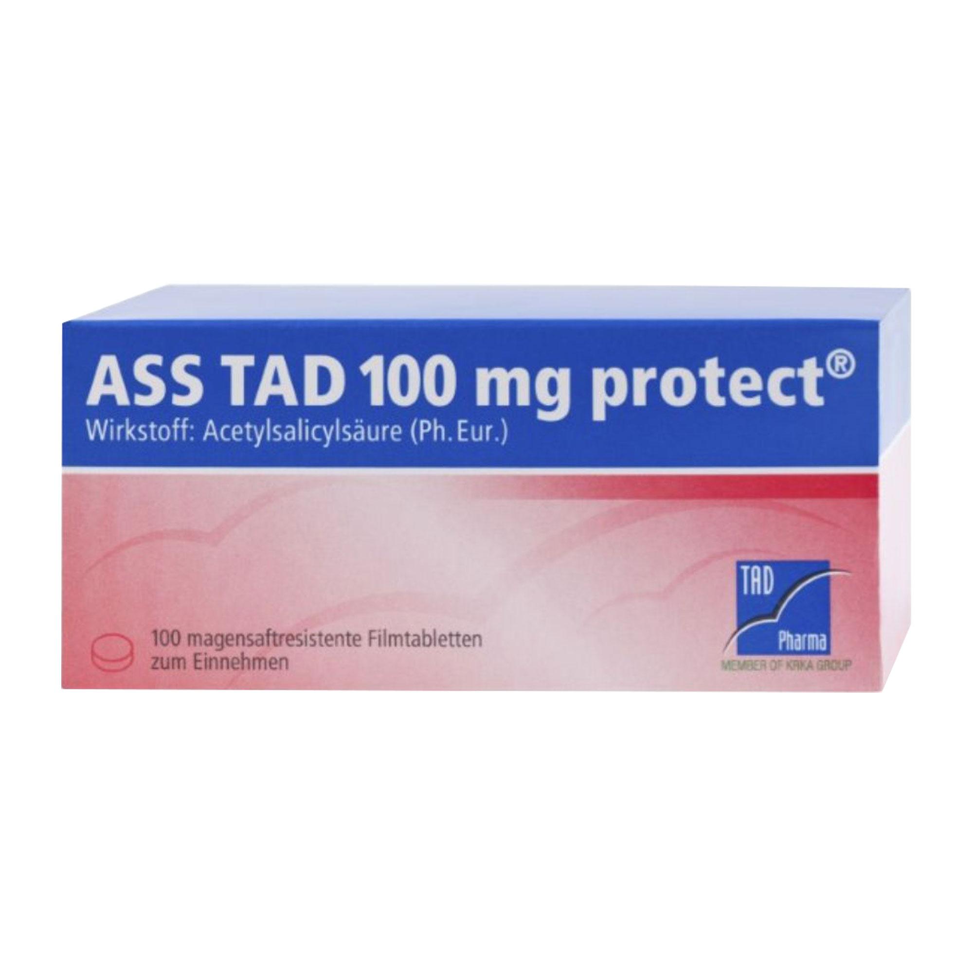 ASS TAD 100 mg protect