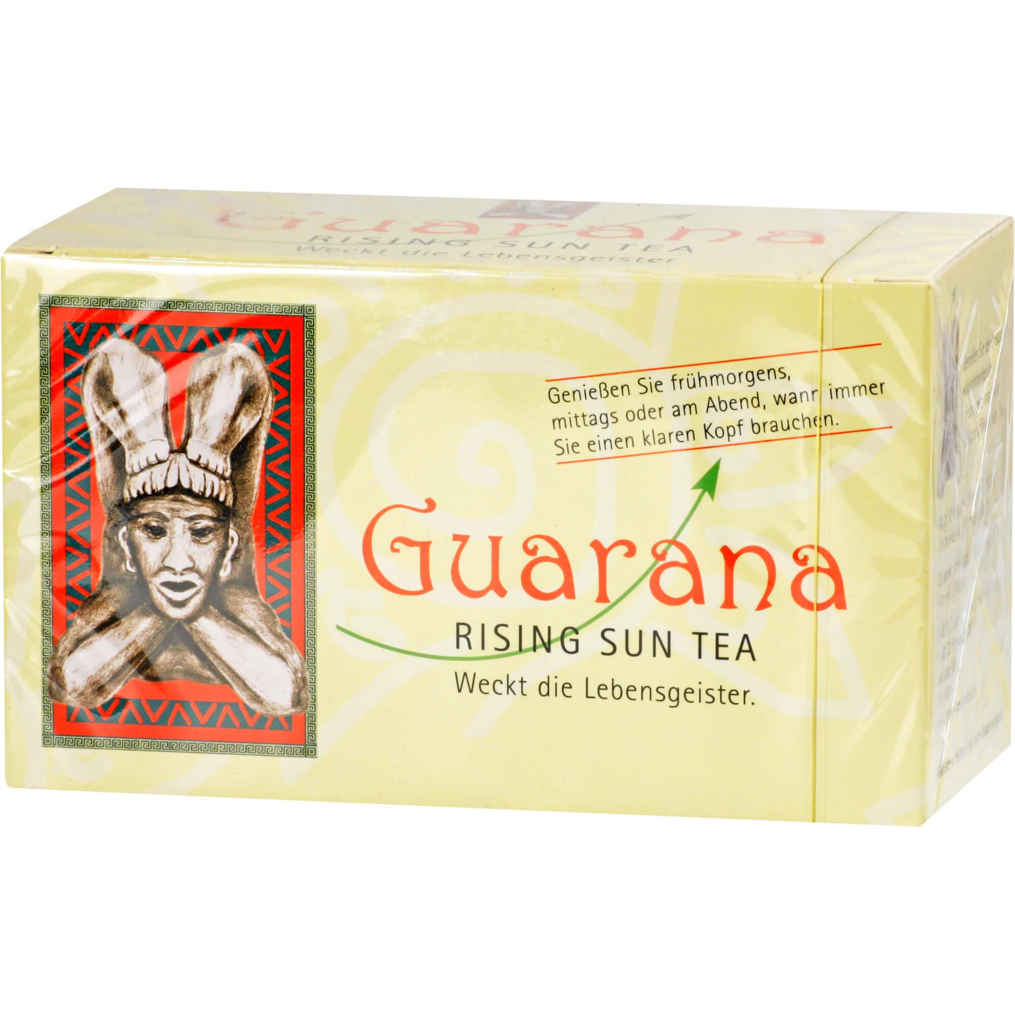 Guarana Rising Sun Tea