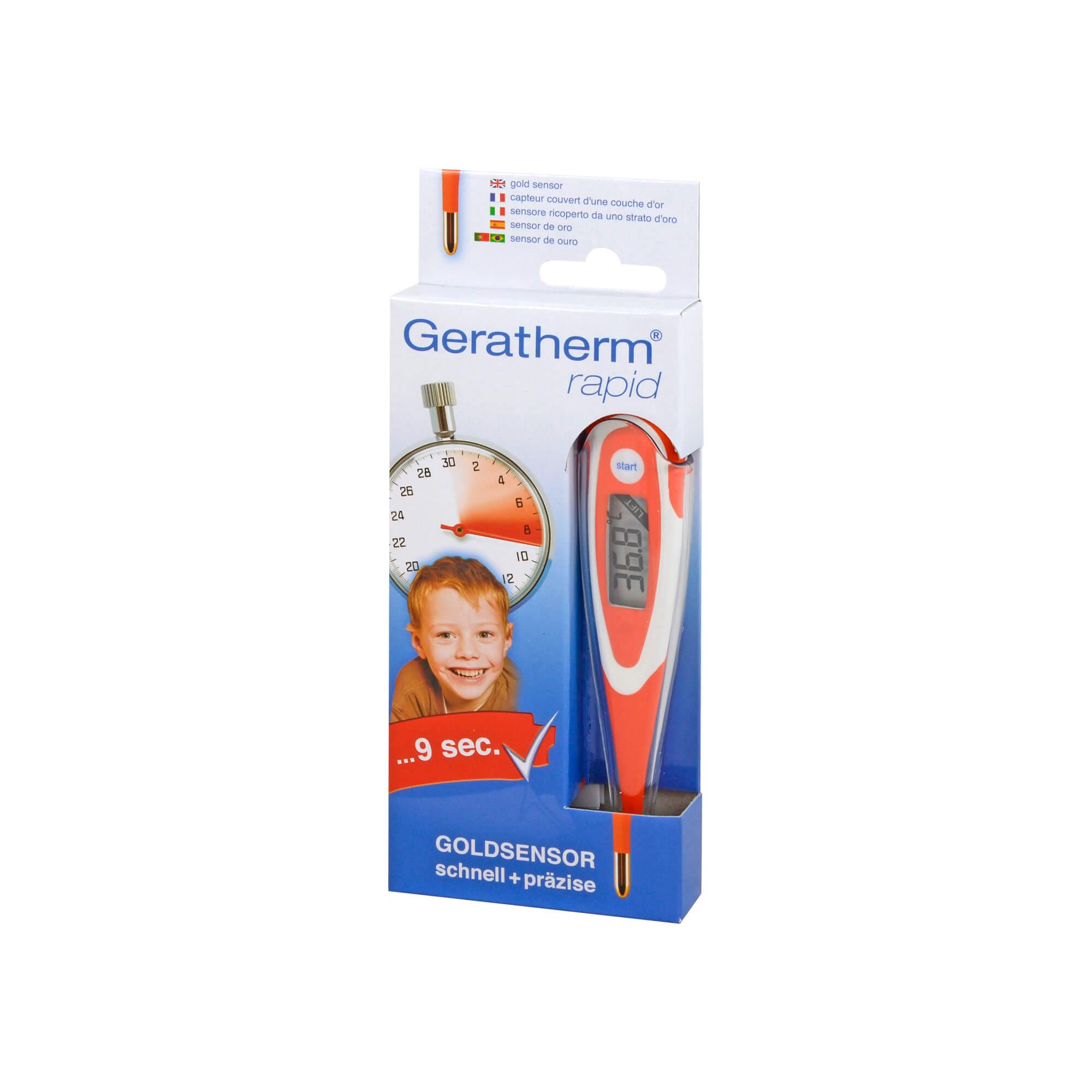 Fieberthermometer rapid