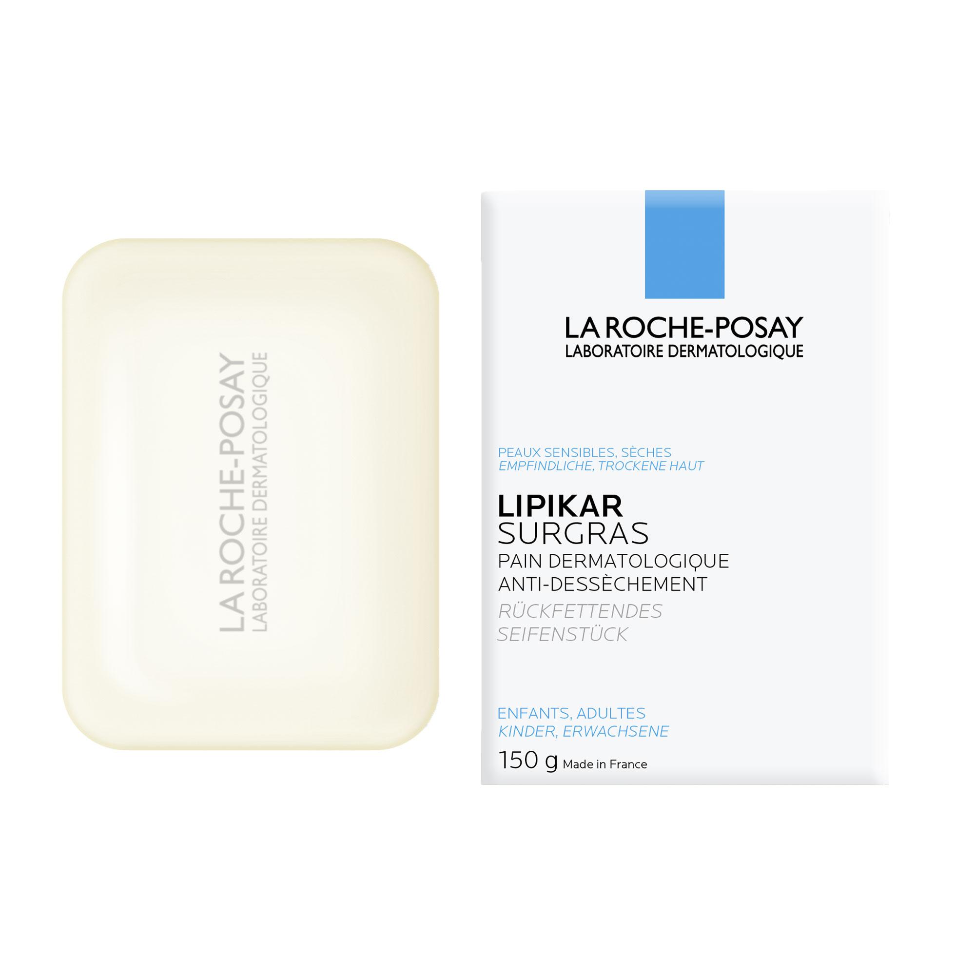 Roche Posay Lipikar Seifenstück