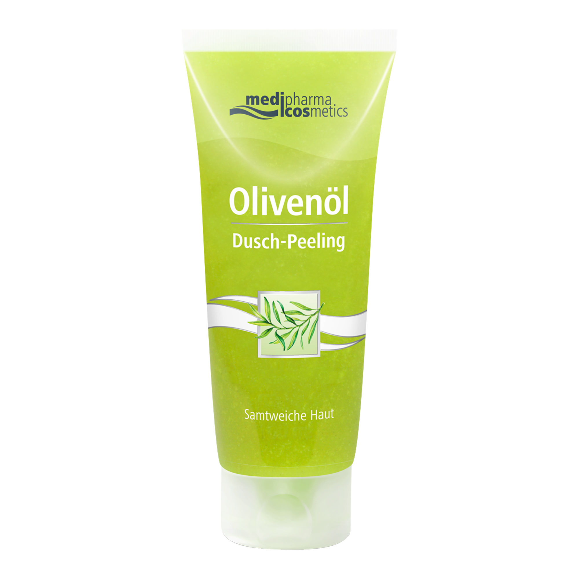 Olivenöl Dusch Peeling