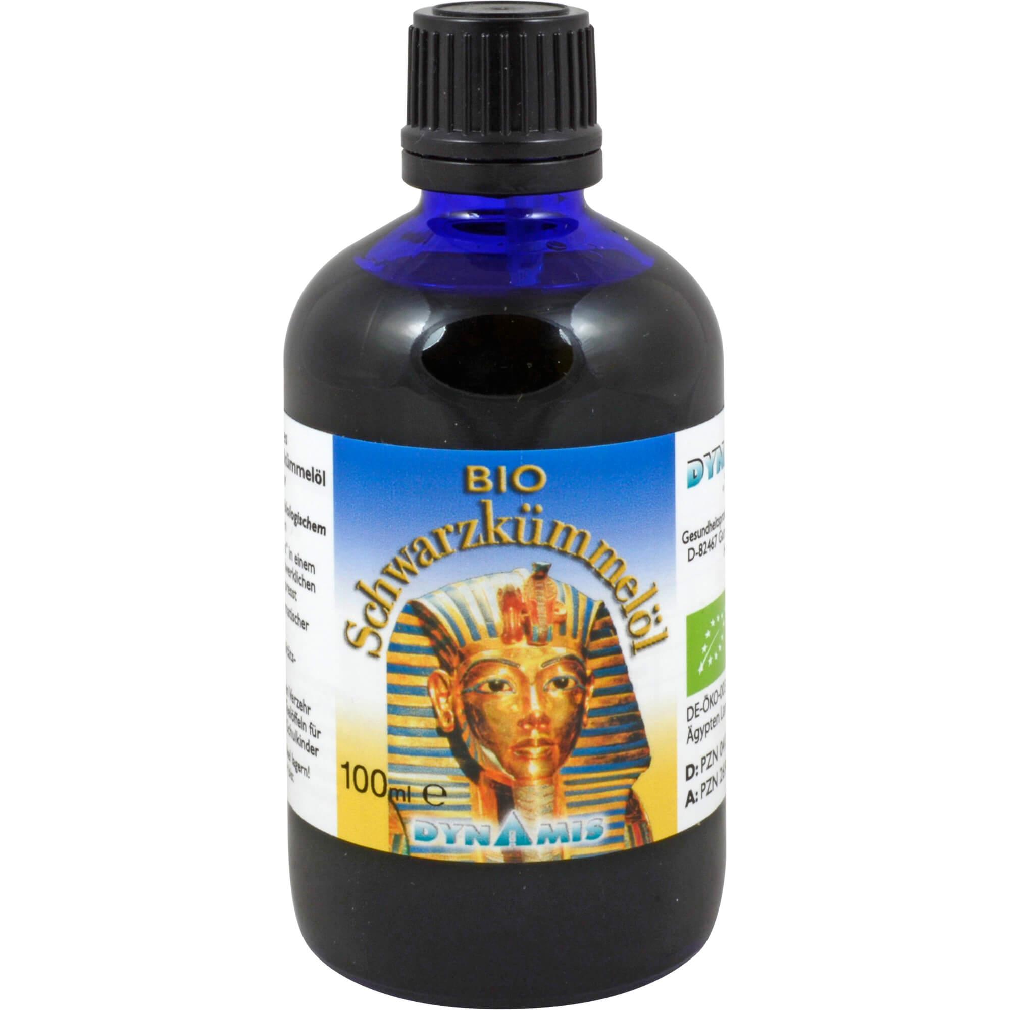 Schwarzkümmel Bio Ägypt.Öl