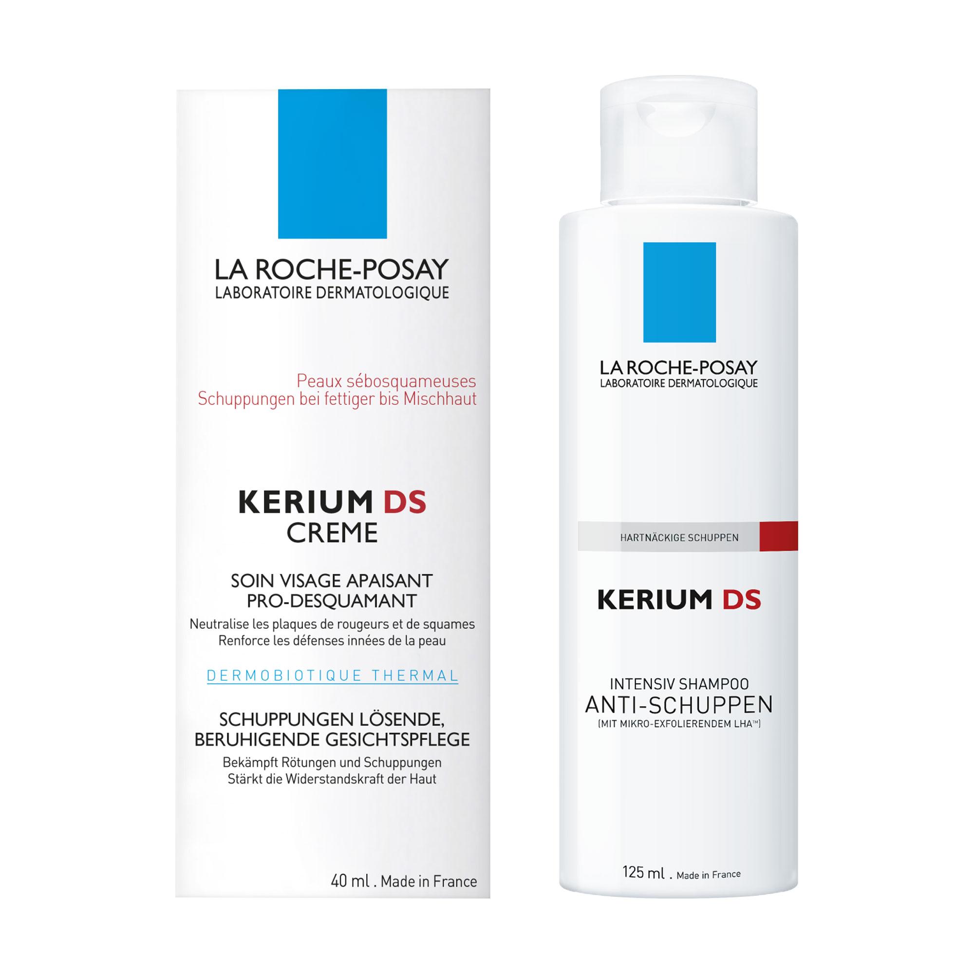 Roche Posay Kerium Intensivkur Schuppen Shampoo