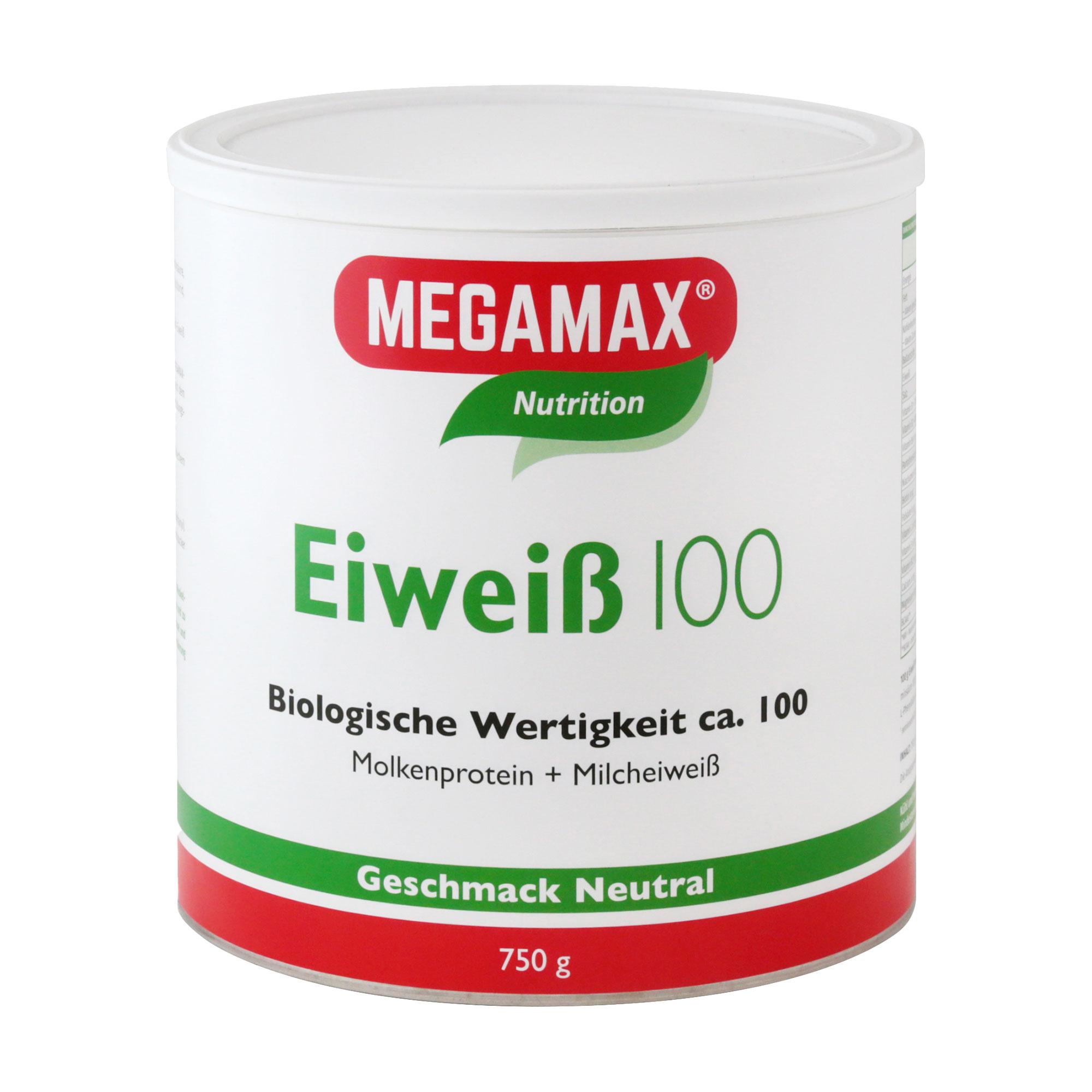 MegaMax Eiweiß 100 Neutral