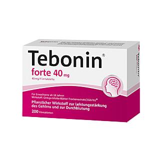 Tebonin forte 40 mg
