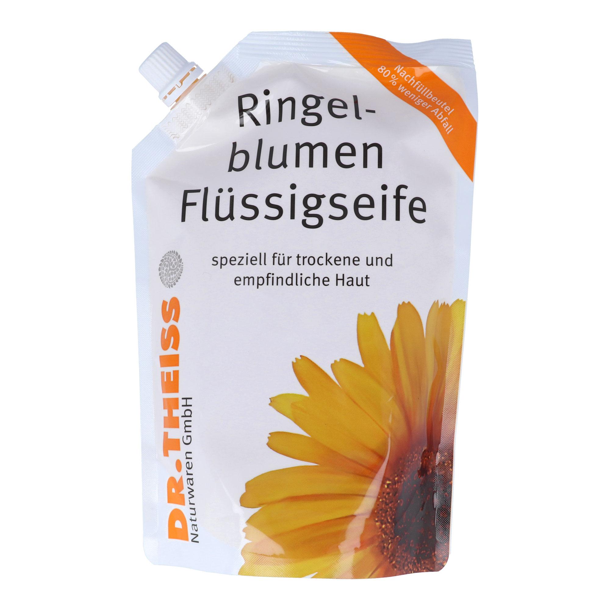 Dr. Theiss Ringelblumen Seife Nachfüllbeutel