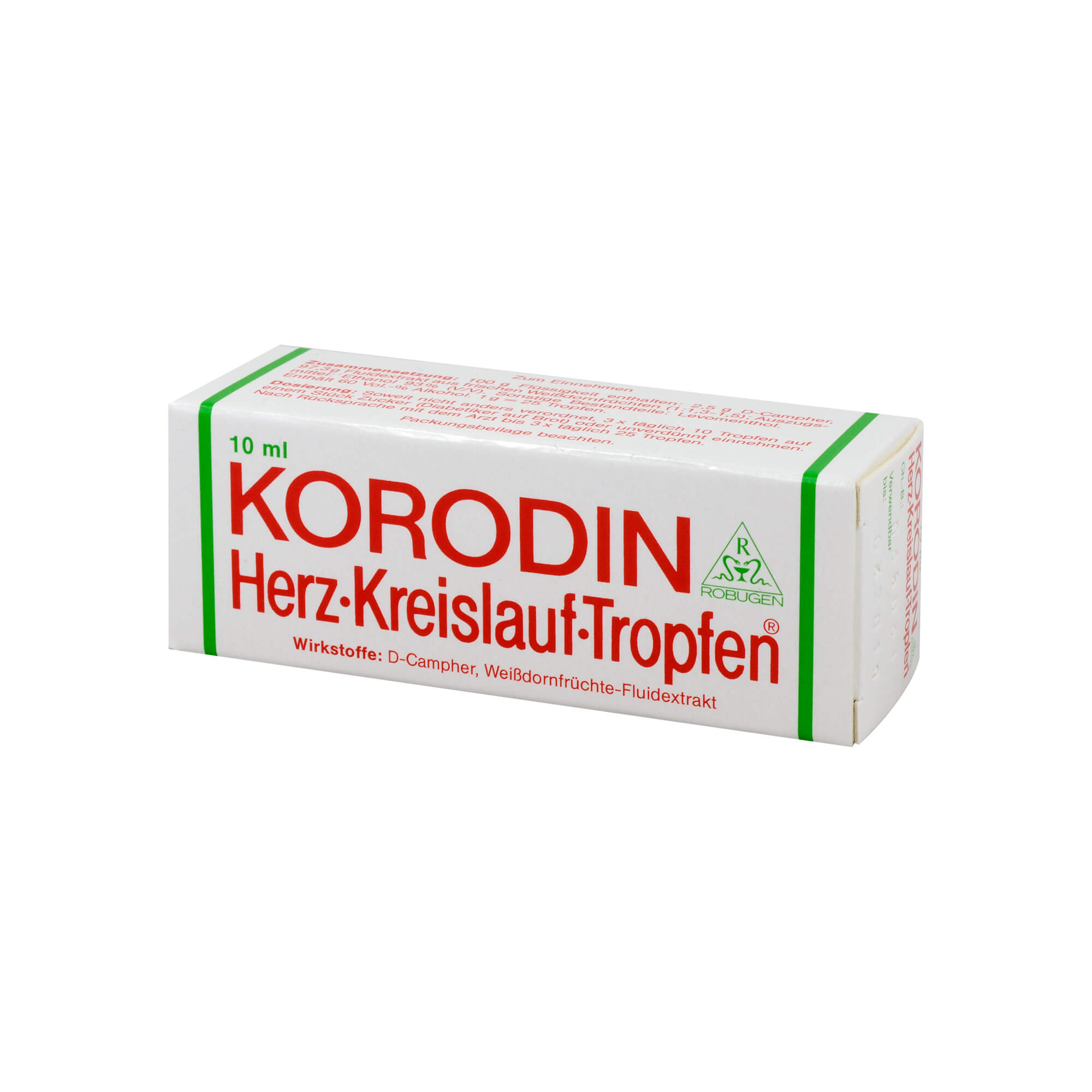 Korodin Herz-Kreislauf-Tropfen