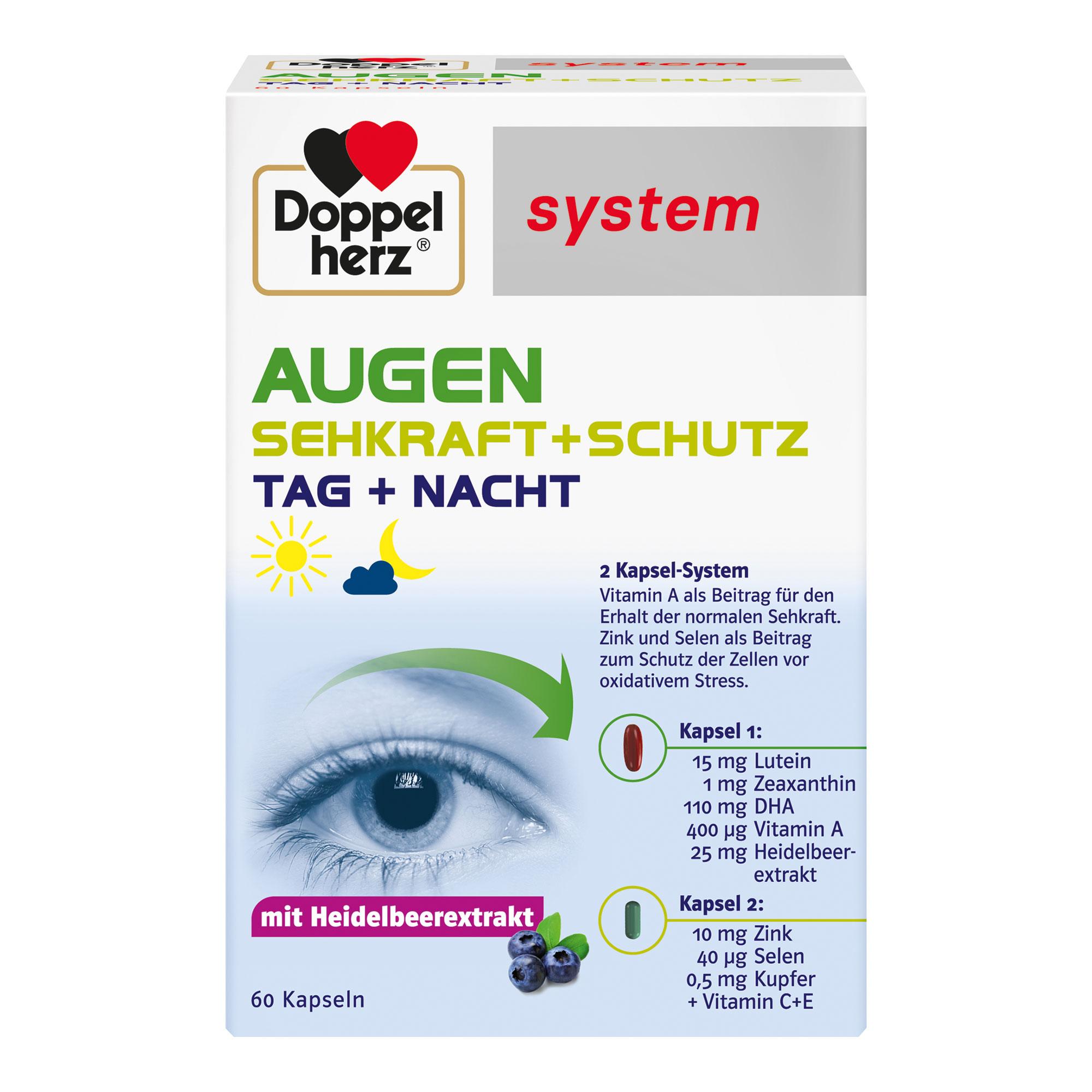 Doppelherz Augen system
